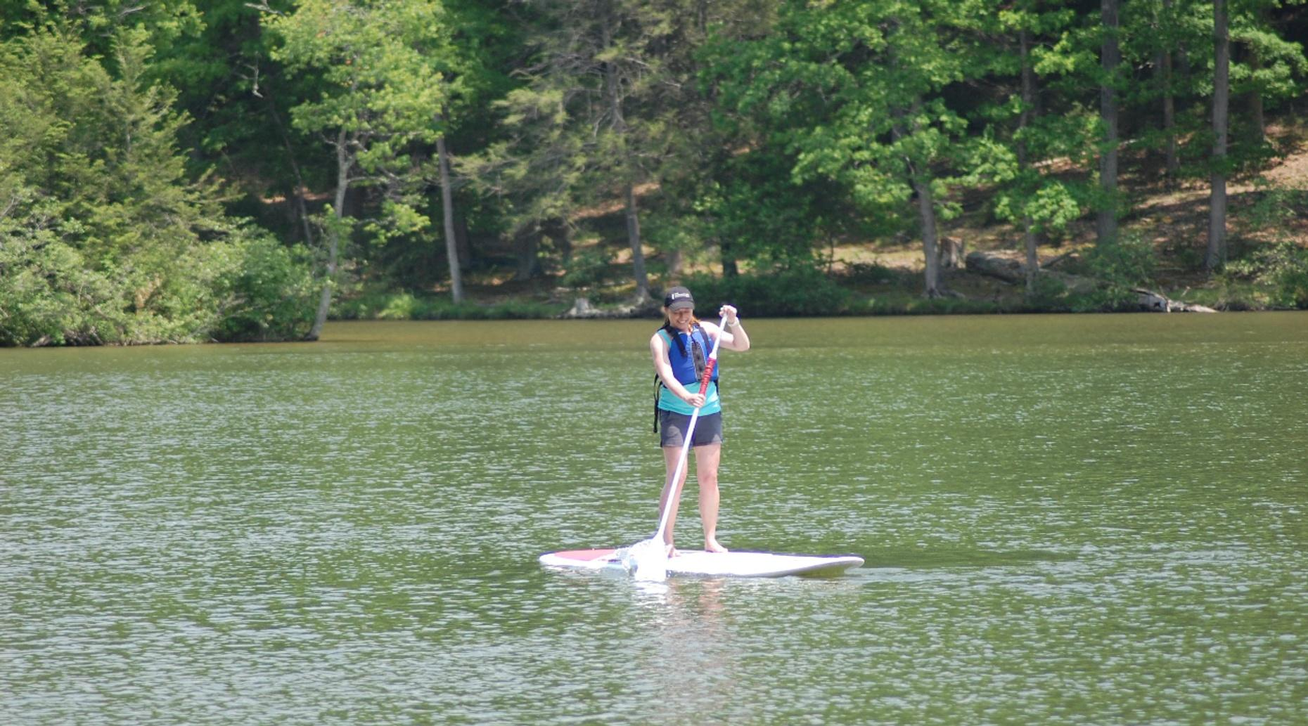 Stand-Up Paddleboard Rental in Red Wing