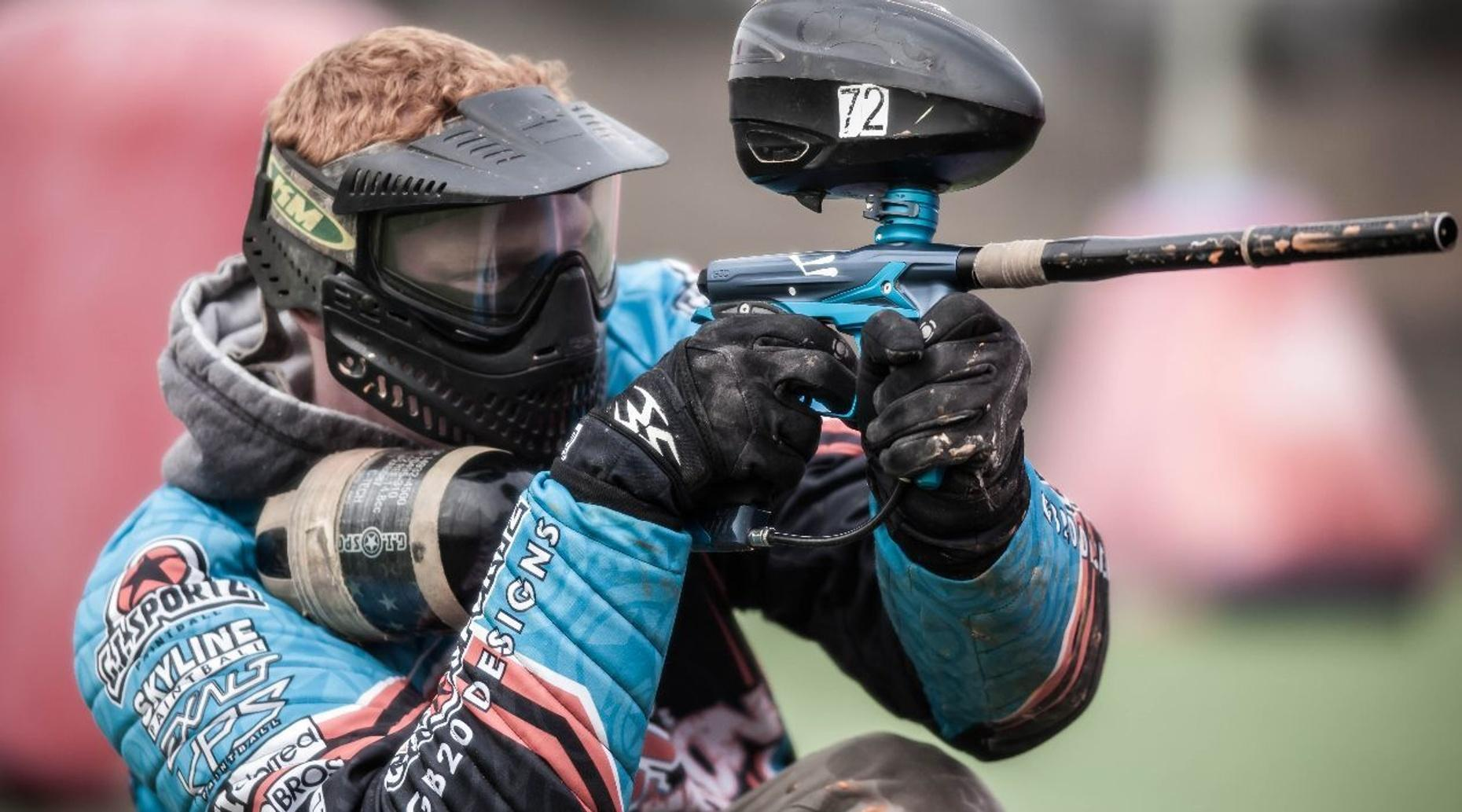 2-Hour Paintball Party in Grove City