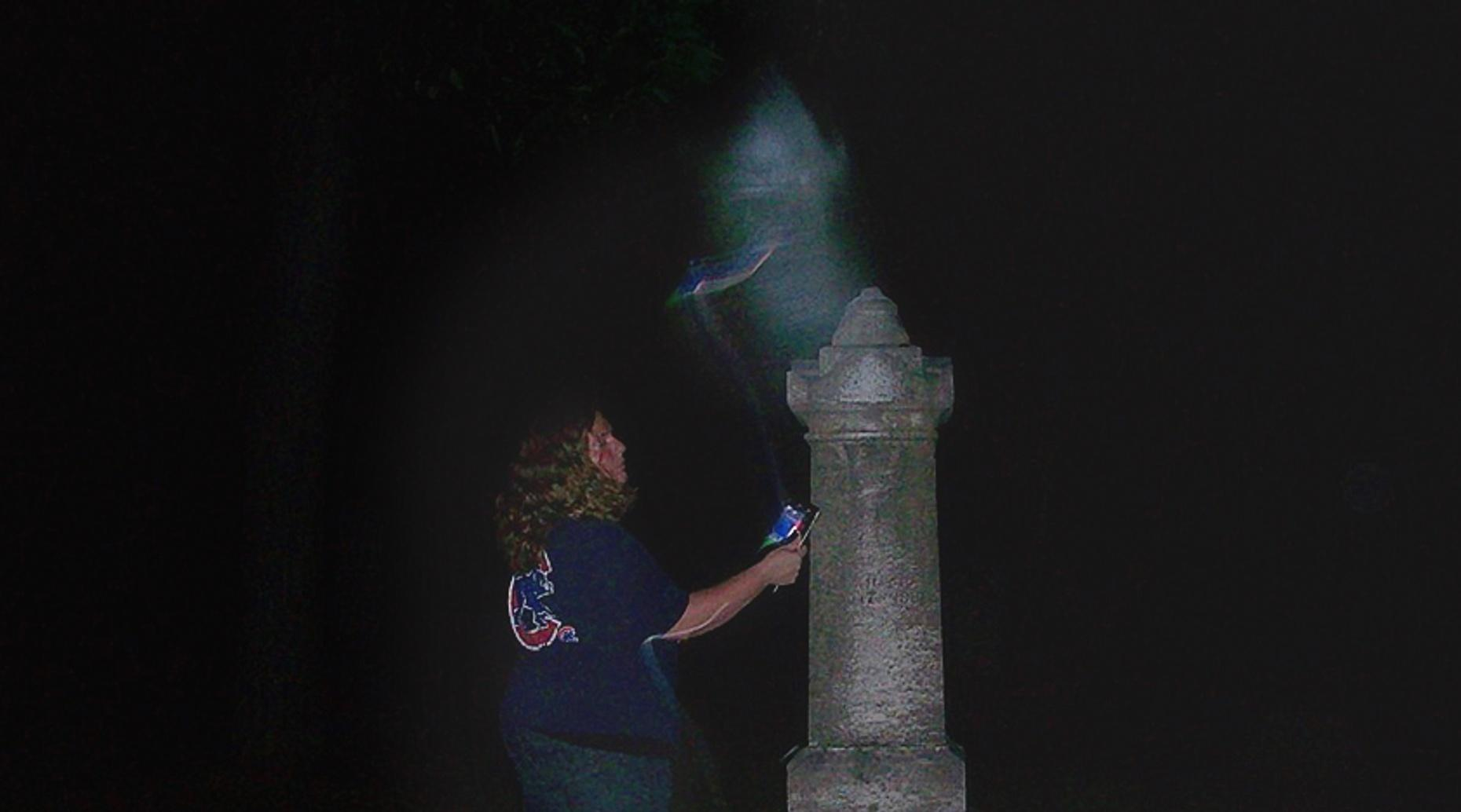 Four Hour Elgin Cemetery Ghost Tour