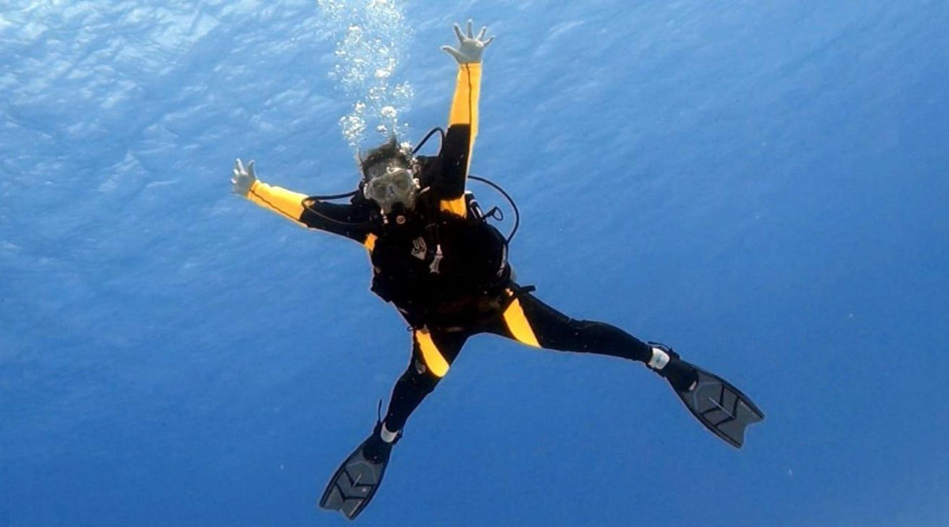 Open Water Scuba Diver Certification Course