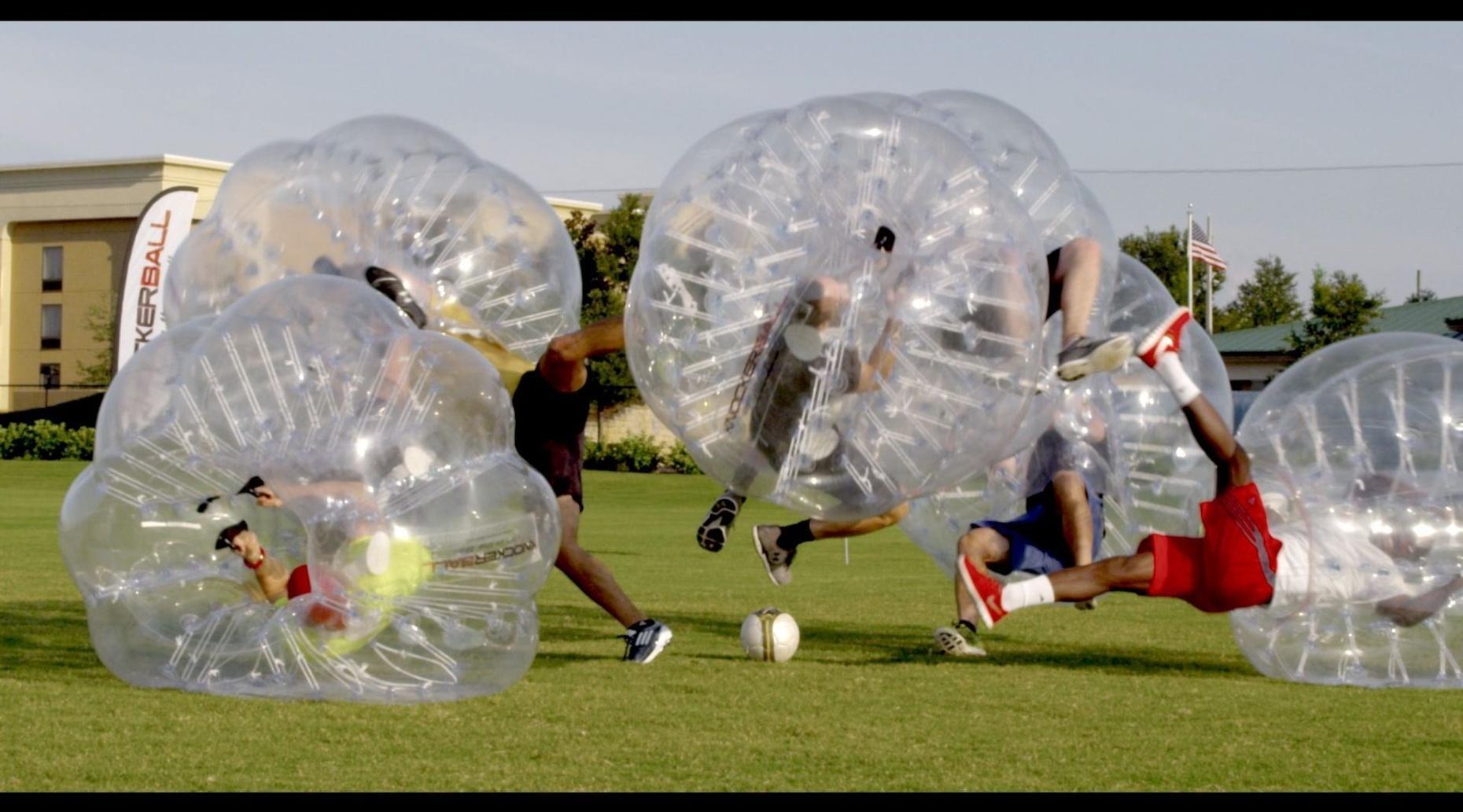 1 hour - 10 Bubble Balls
