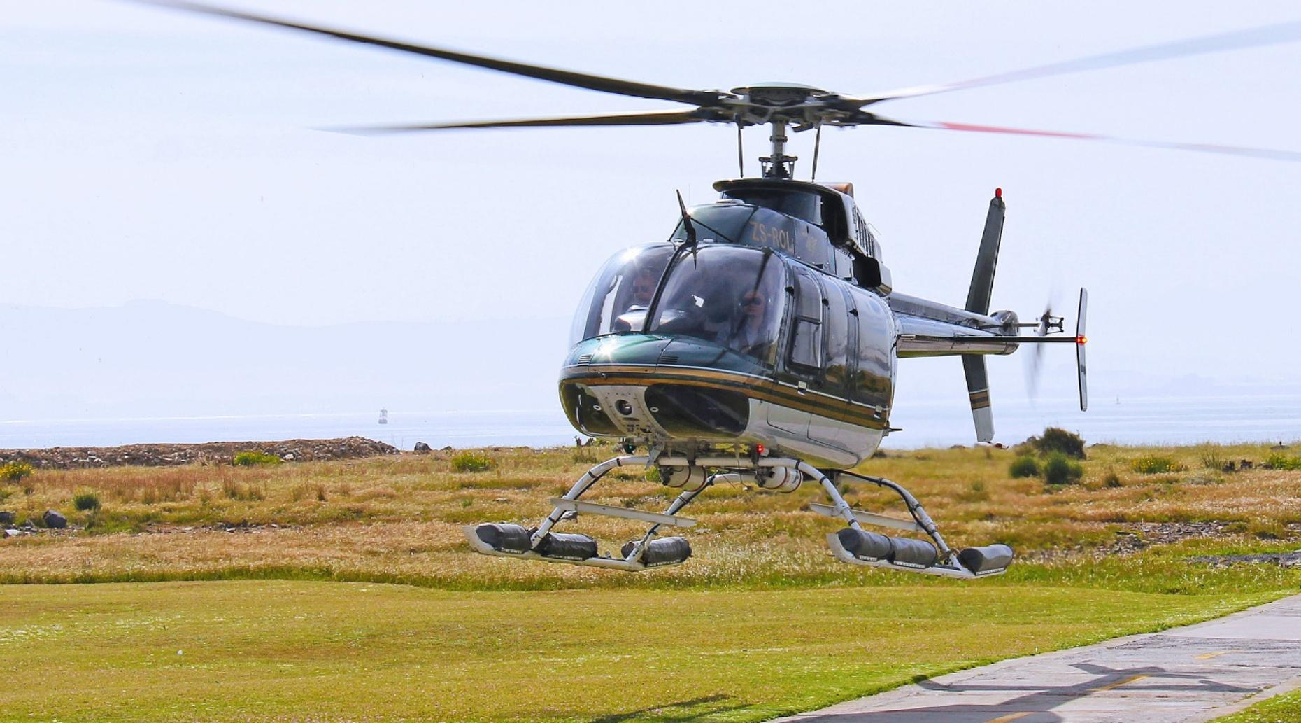 Duluth Ultimate Helicopter Tour