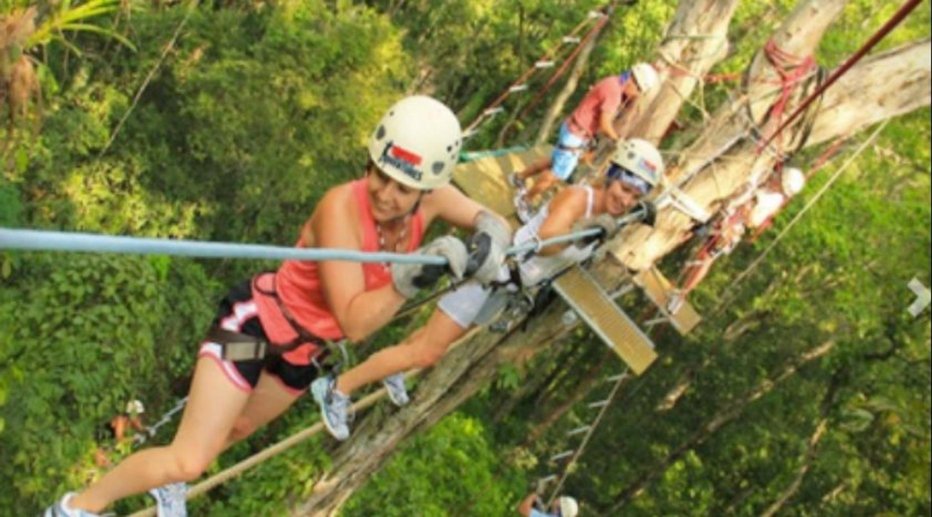 Dominican Republic Canopy Excursion
