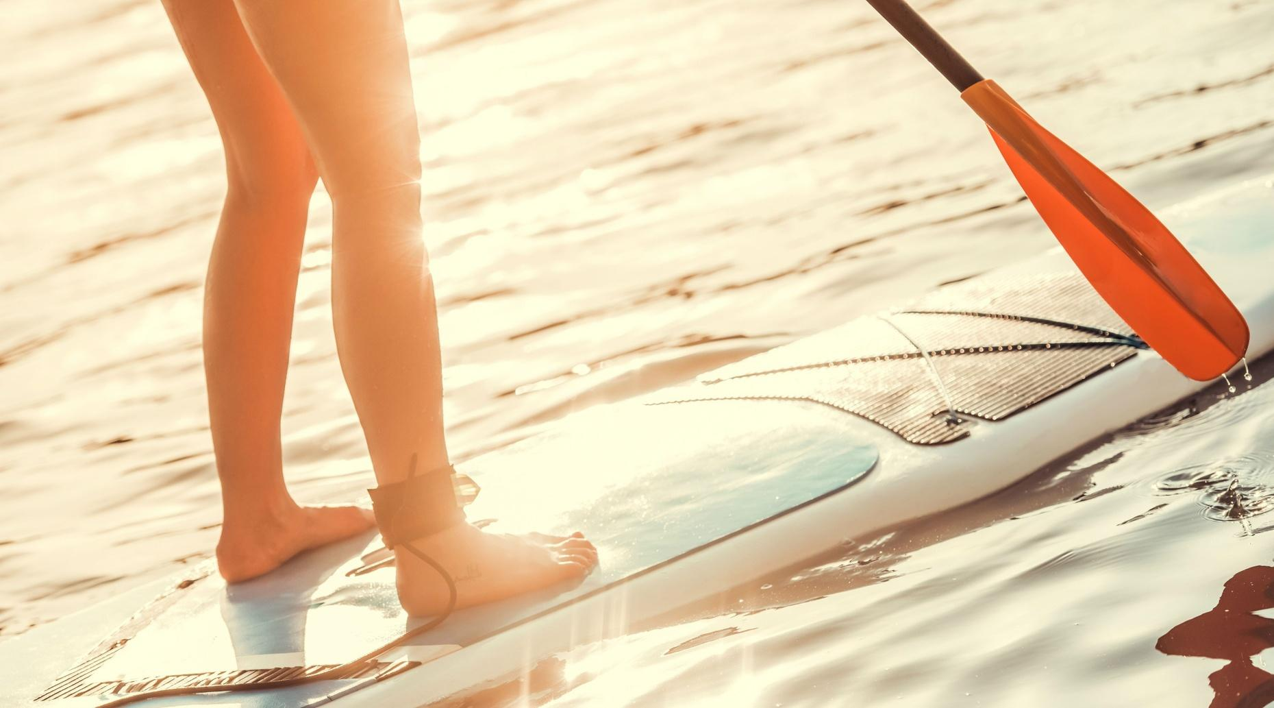 Two-Hour Stand-Up Paddleboard Rental on Merritt Island