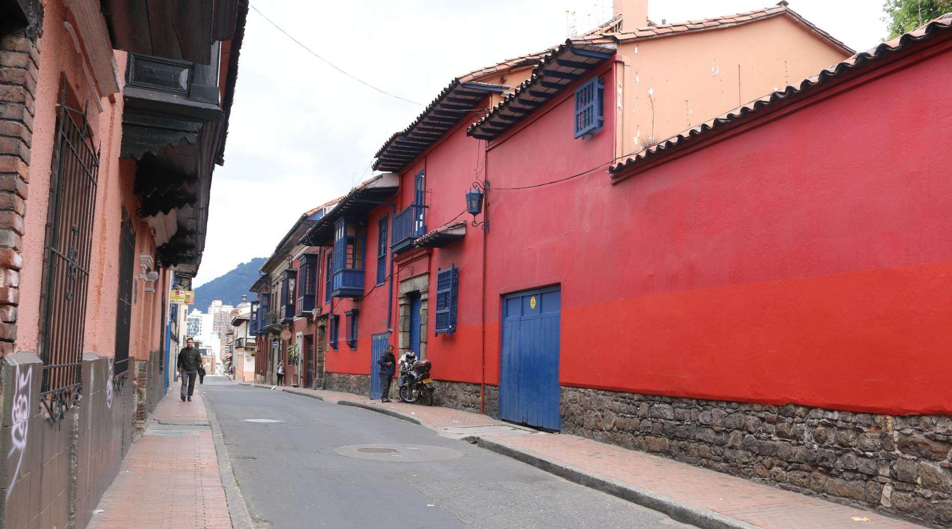 Guided Walking Tour in La Candelaria