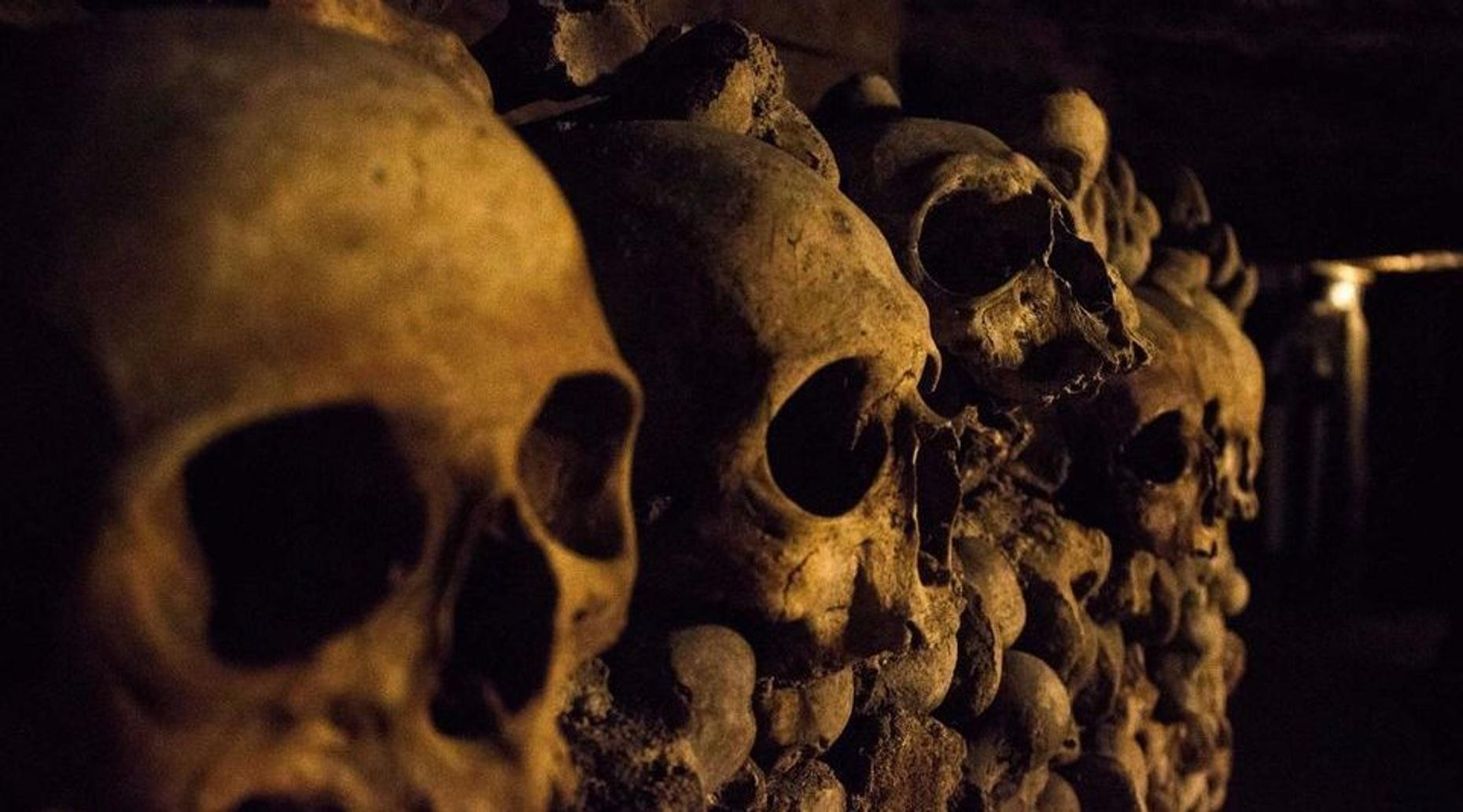 Fast Track Entry & Paris Catacombs Tour