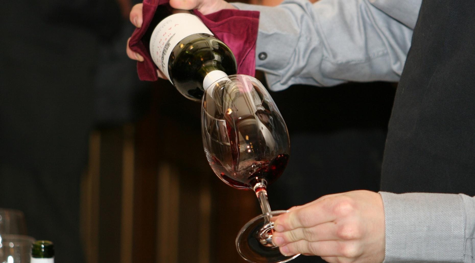 Ink Block Wine Tasting Tour in Boston