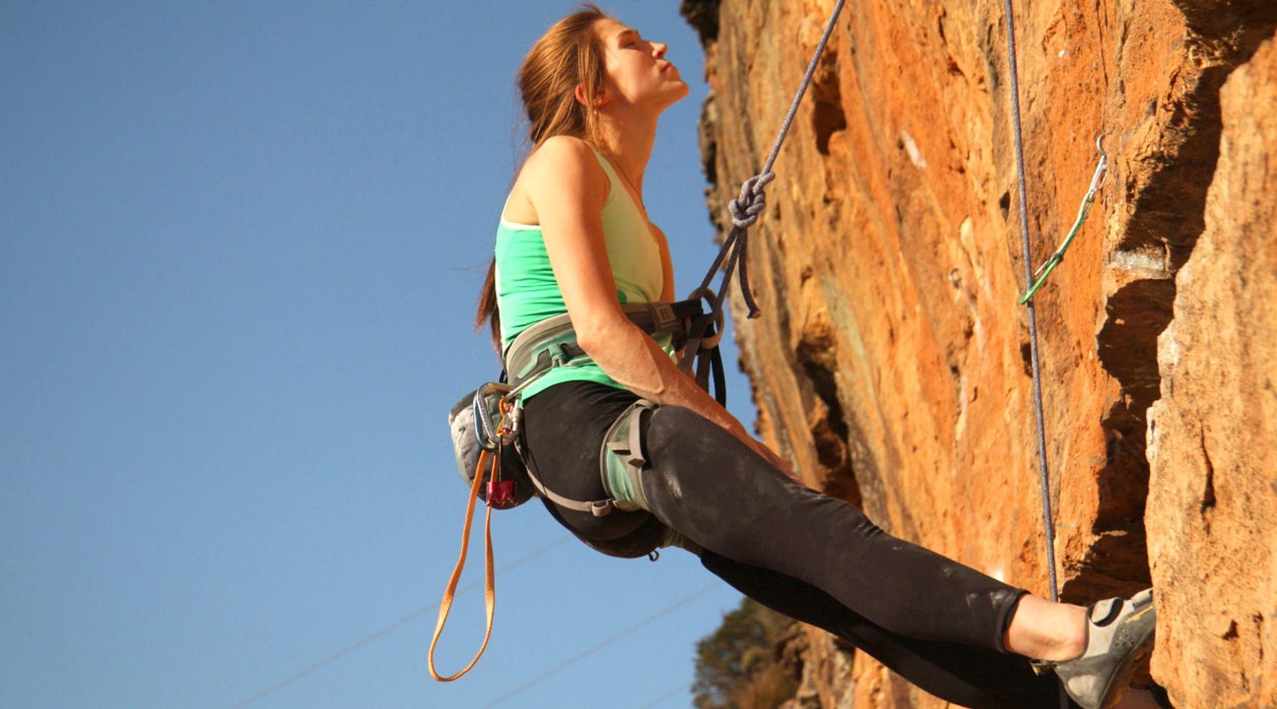 Flatiron Climbing Adventure in Boulder