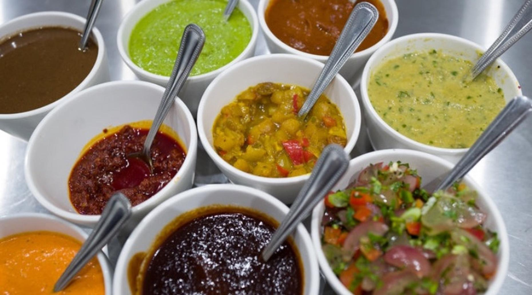 Alternative Sauces Cooking Class in Chicago