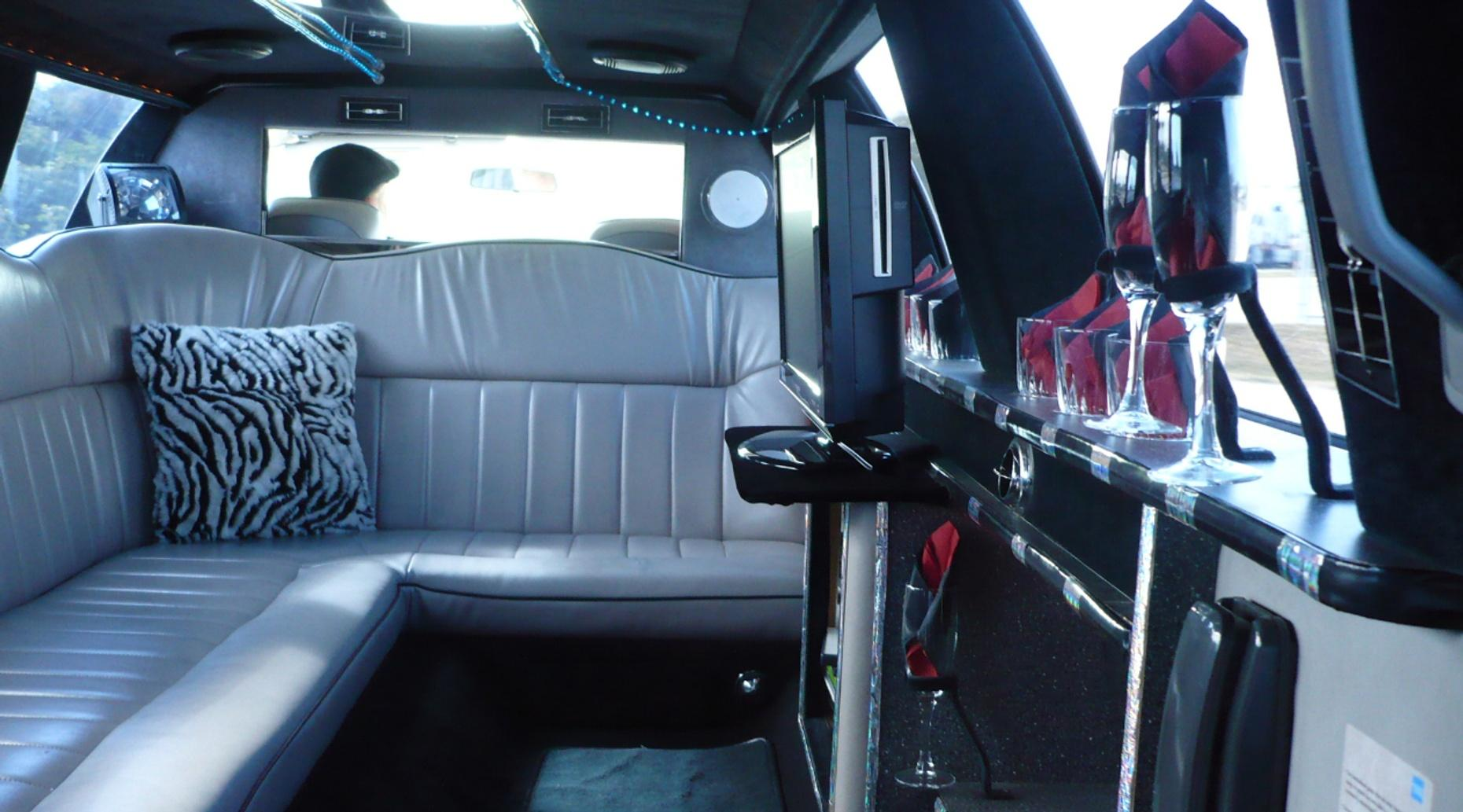 Two Hour Las Vegas Private Limo Tour