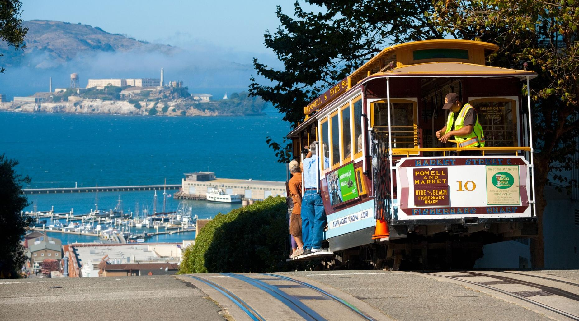 Half-Day San Francisco Driving Tour
