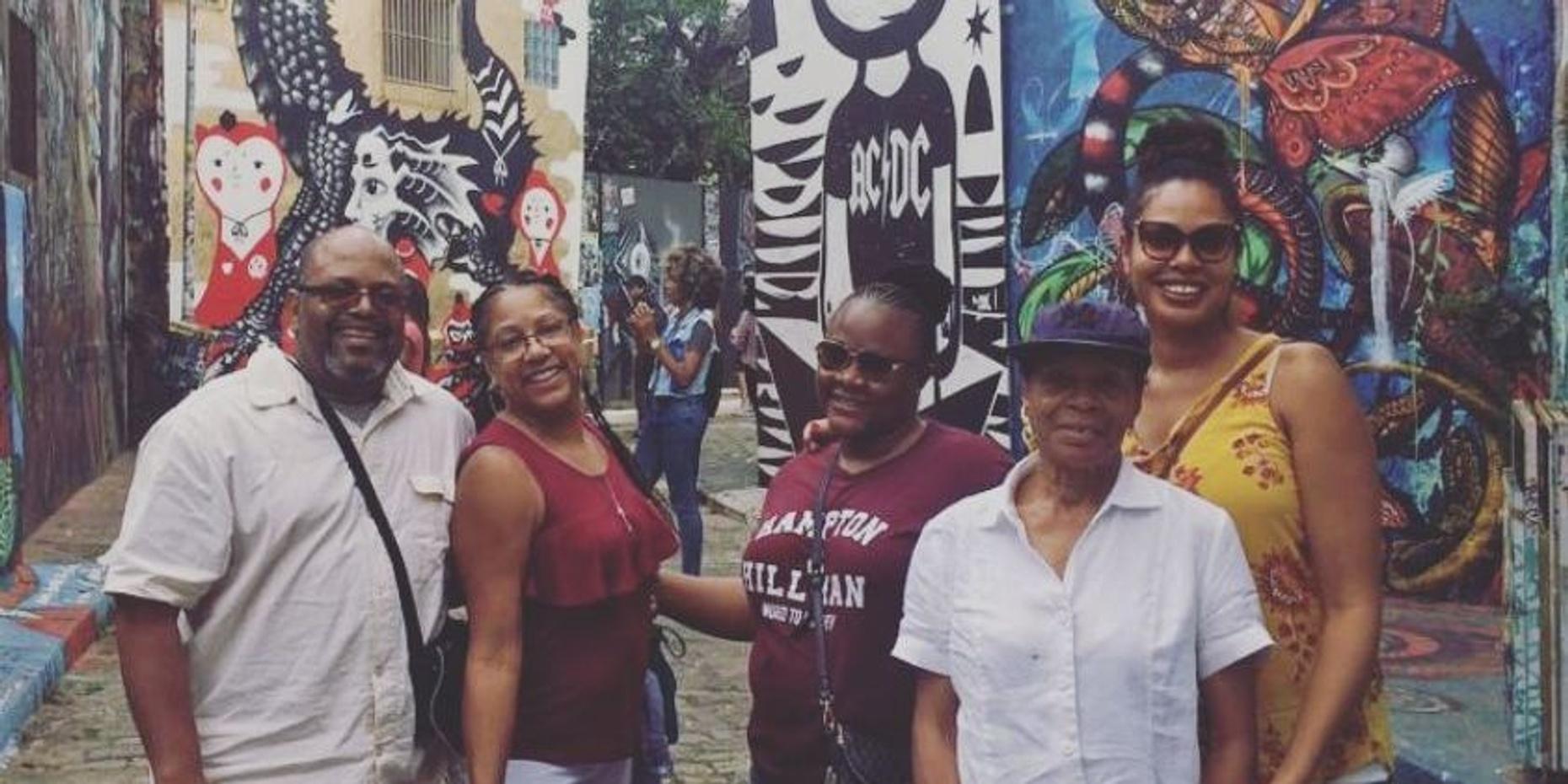 Sao Paulo Private Street Art Tour