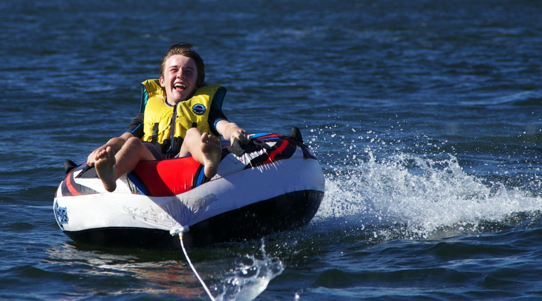 Two-Hour Tubing Adventure in St. Petersburg
