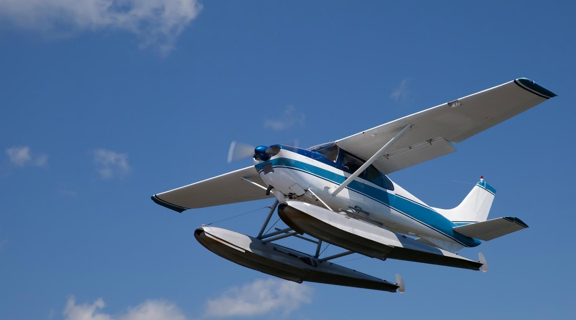 Air Taxi Service From Victoria To Sechelt