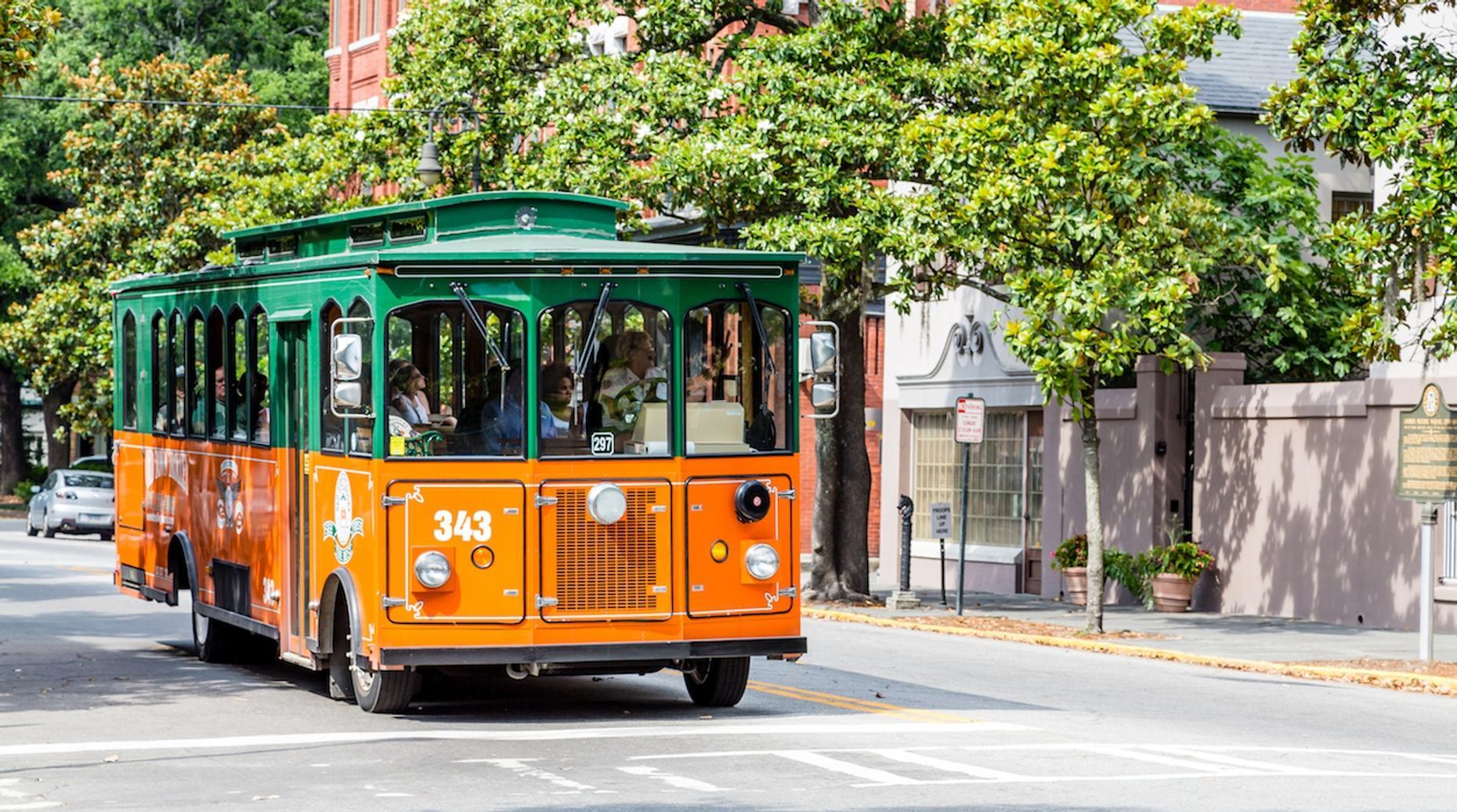 Historic Trolley Tour of Fredericksburg