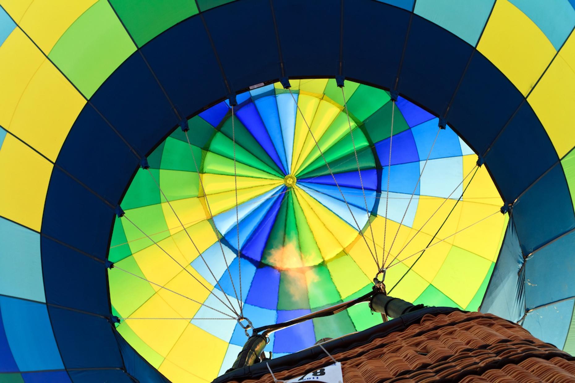 Hot Air Balloon Flight in Napa