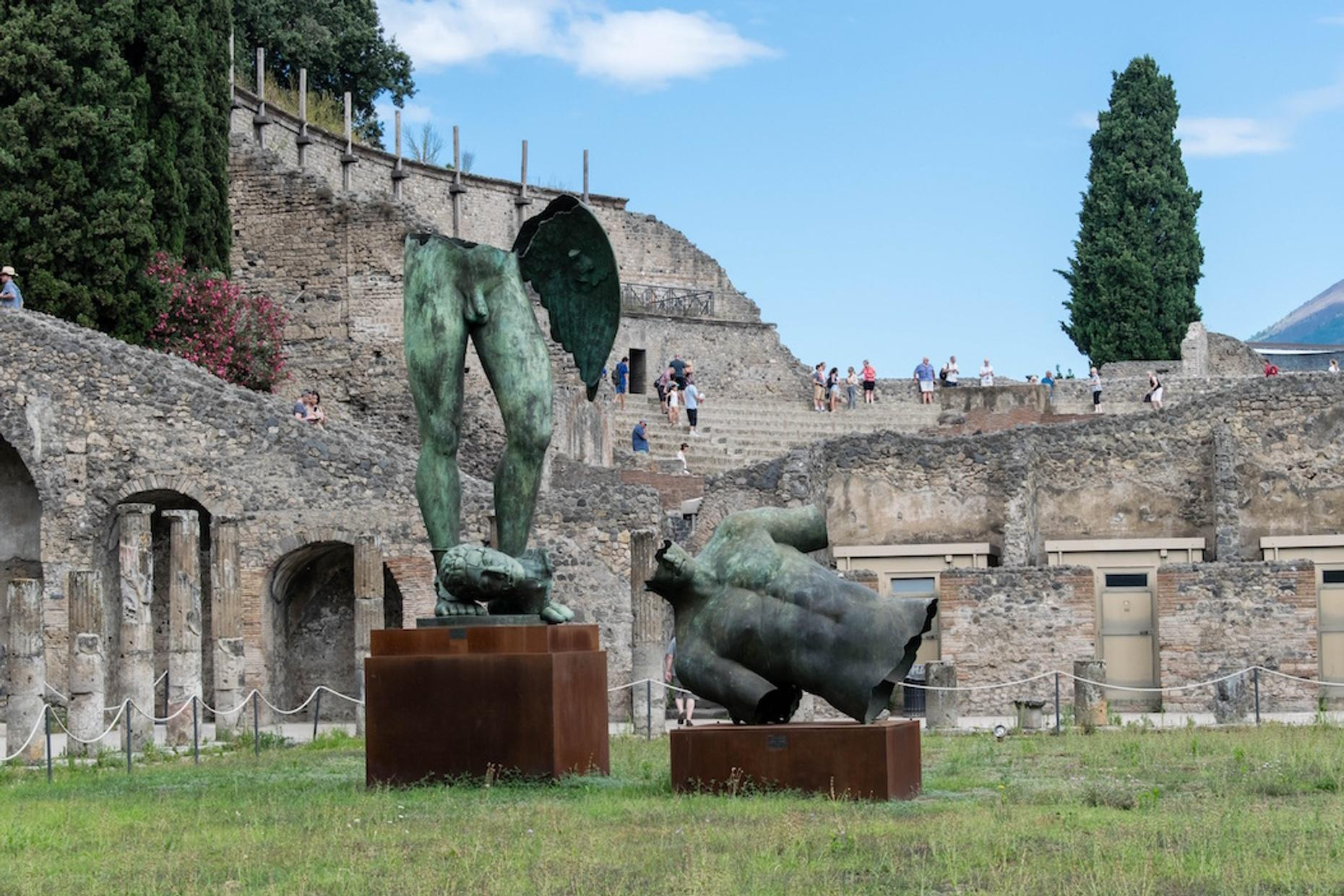 Private Two-hour and 30-minutes Tour of Pompeii