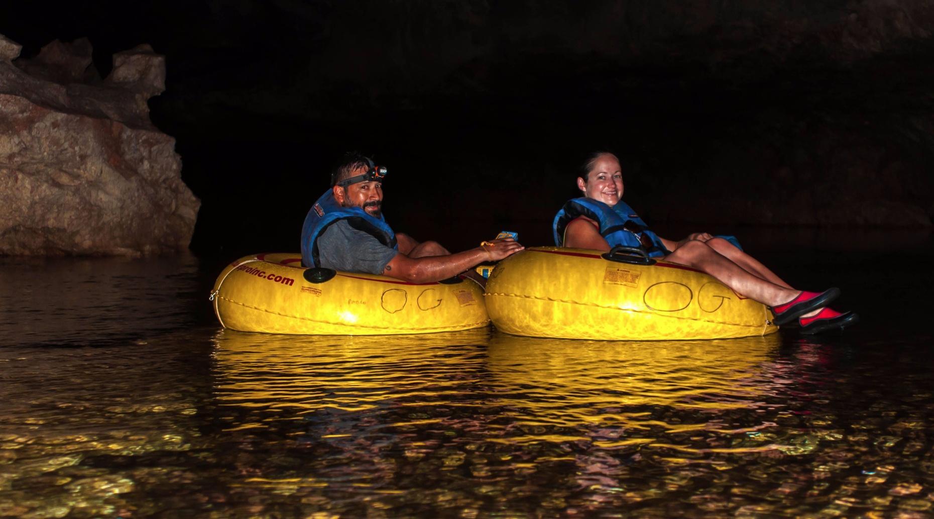 Cave Tubing & Zip Lining Adventure in Belize City