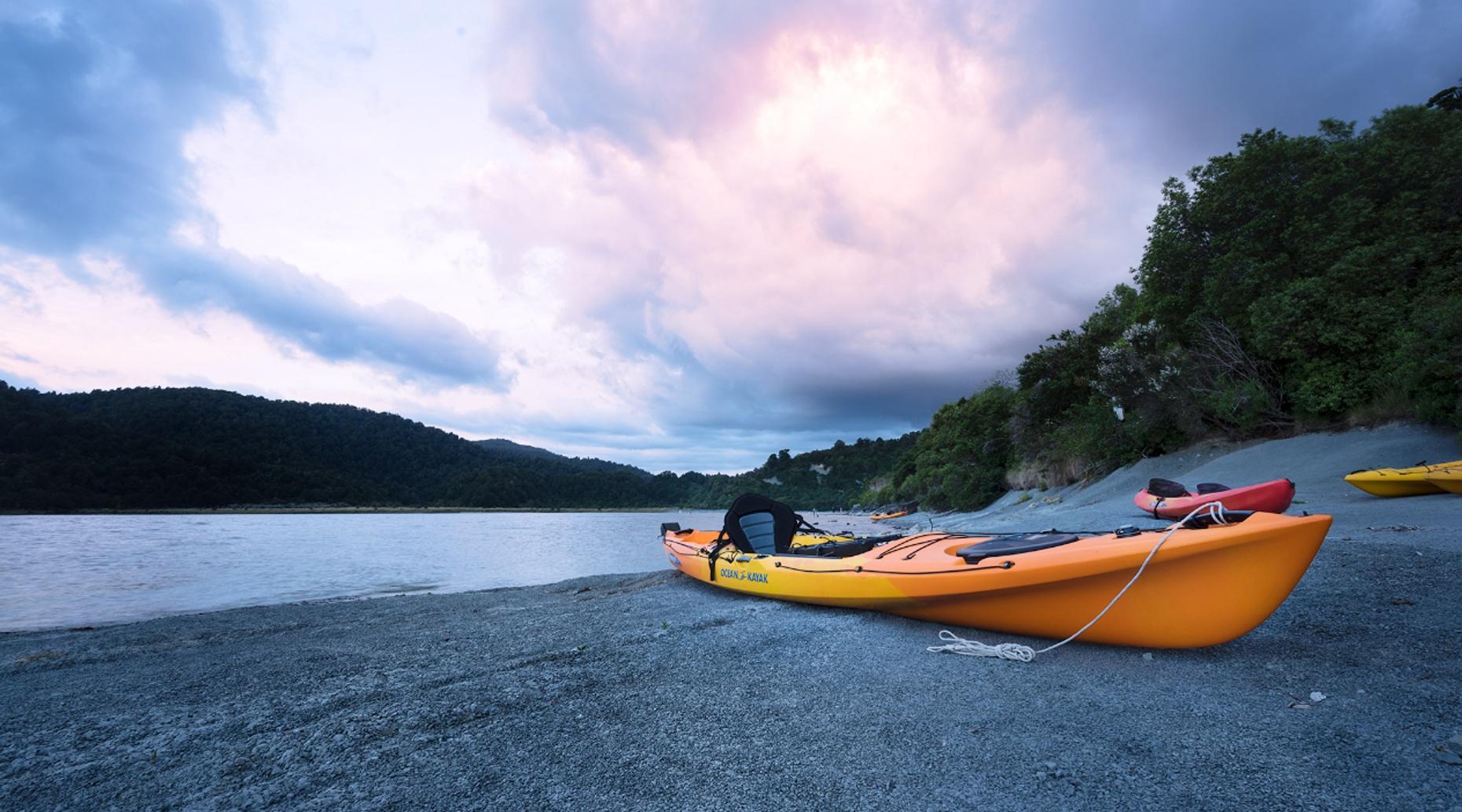 Mississippi River Sunset Kayaking Tour