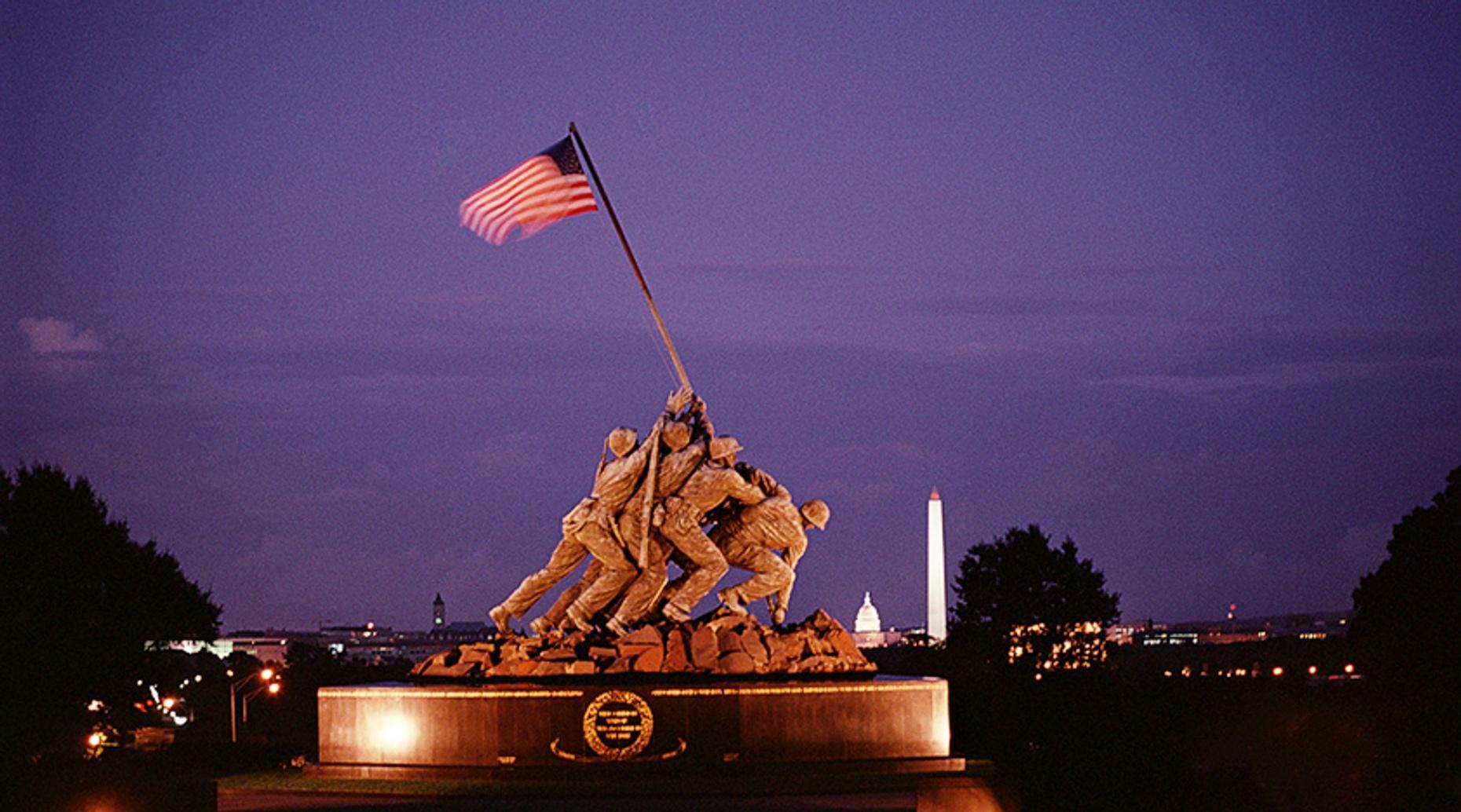Washington D.C. Monuments by Moonlight Tour