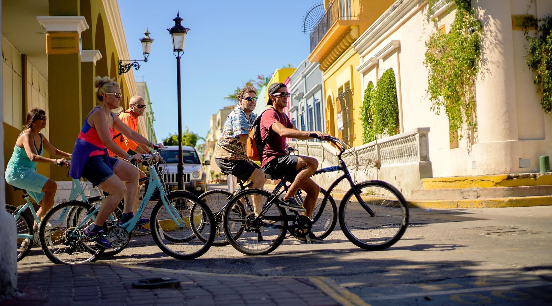 Mazatlán City Bike Tour