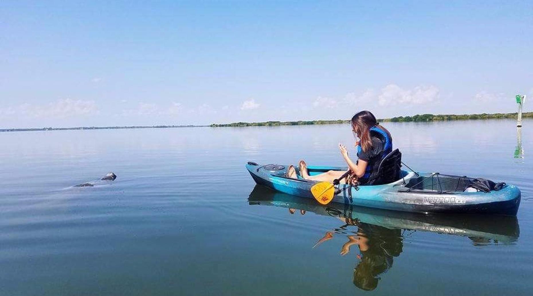 Cocoa Kayaking Manatee & Mangrove Tunnel Tour