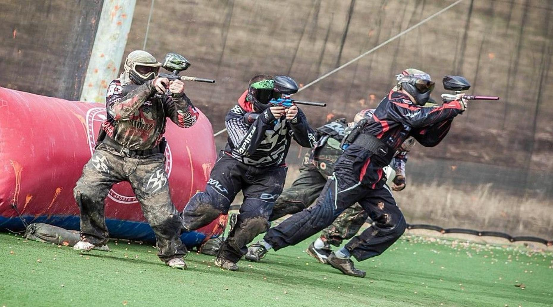 3-Hour Mega Paintball Party in Grove City