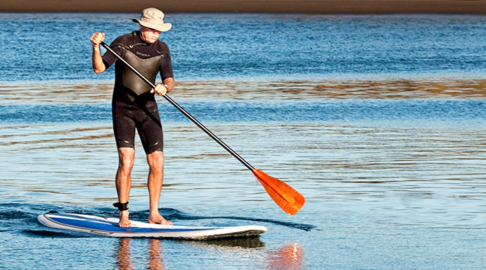Stand-Up Paddle Surfing Class