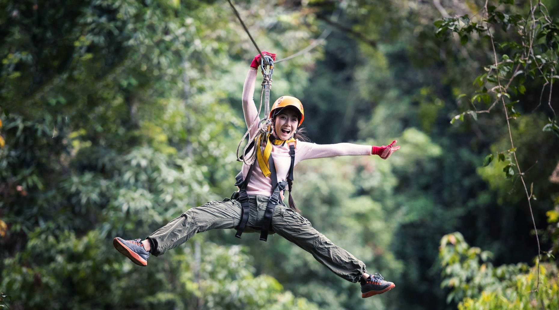 Ziplining & Snowtubing Combo Adventure in Branson