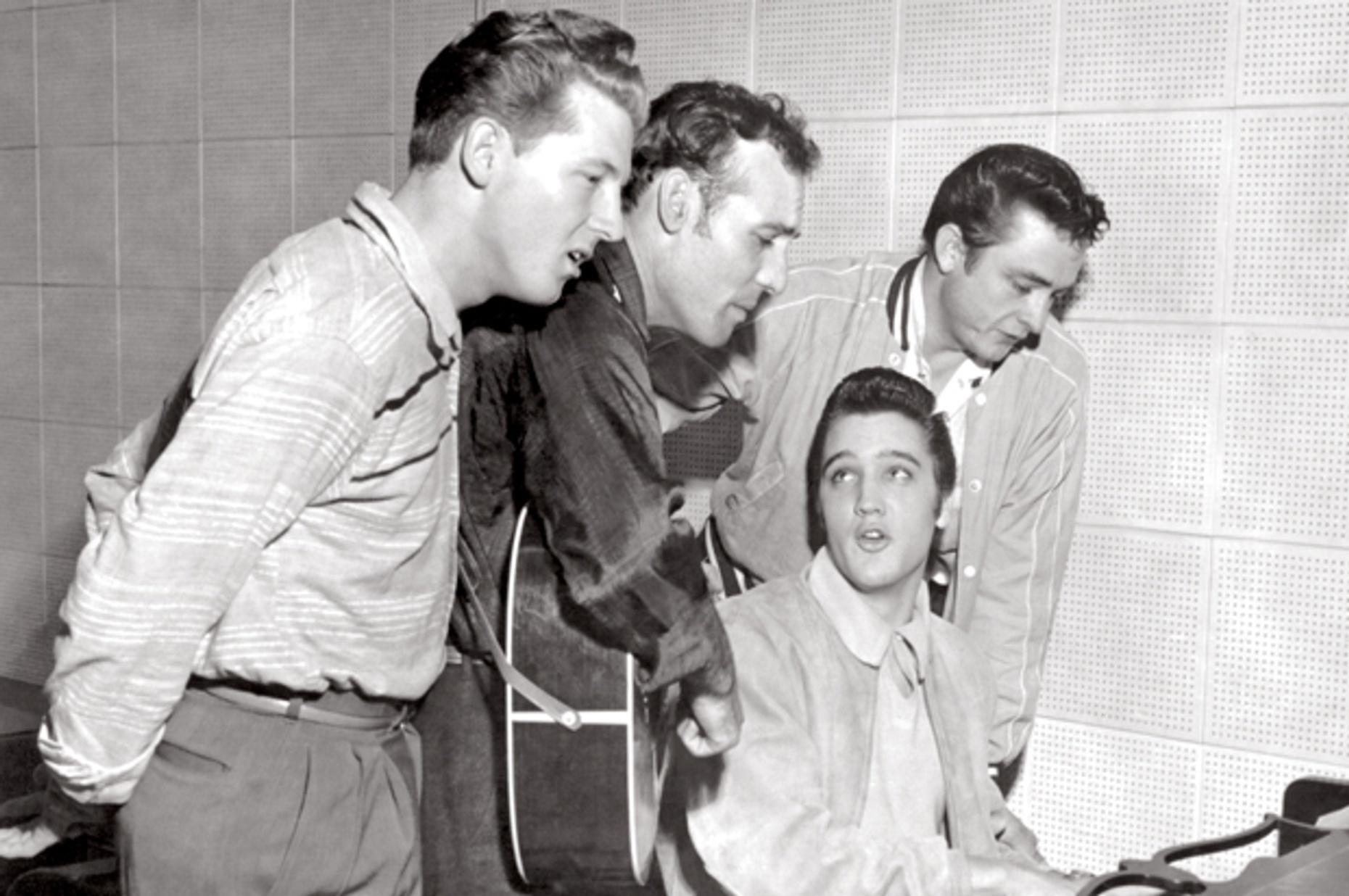 Million Dollar Quartet Tour in Downtown Memphis