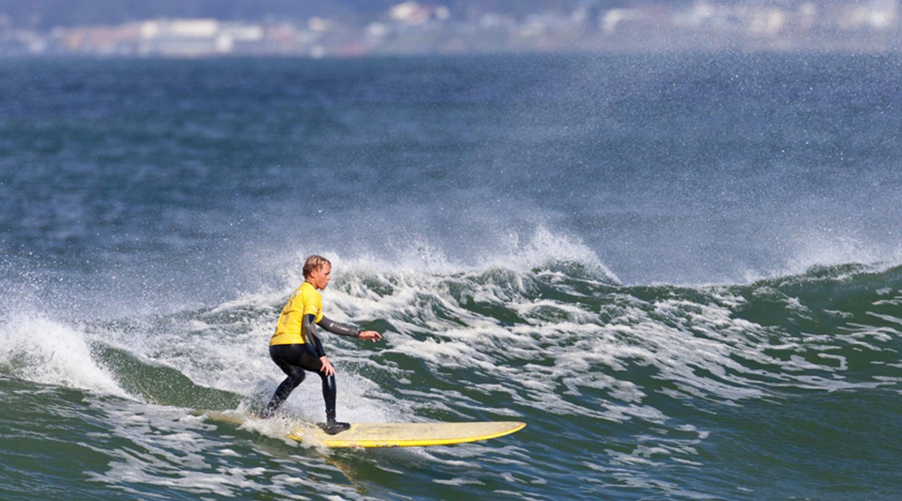 Private Surf Lesson on Huntington Beach