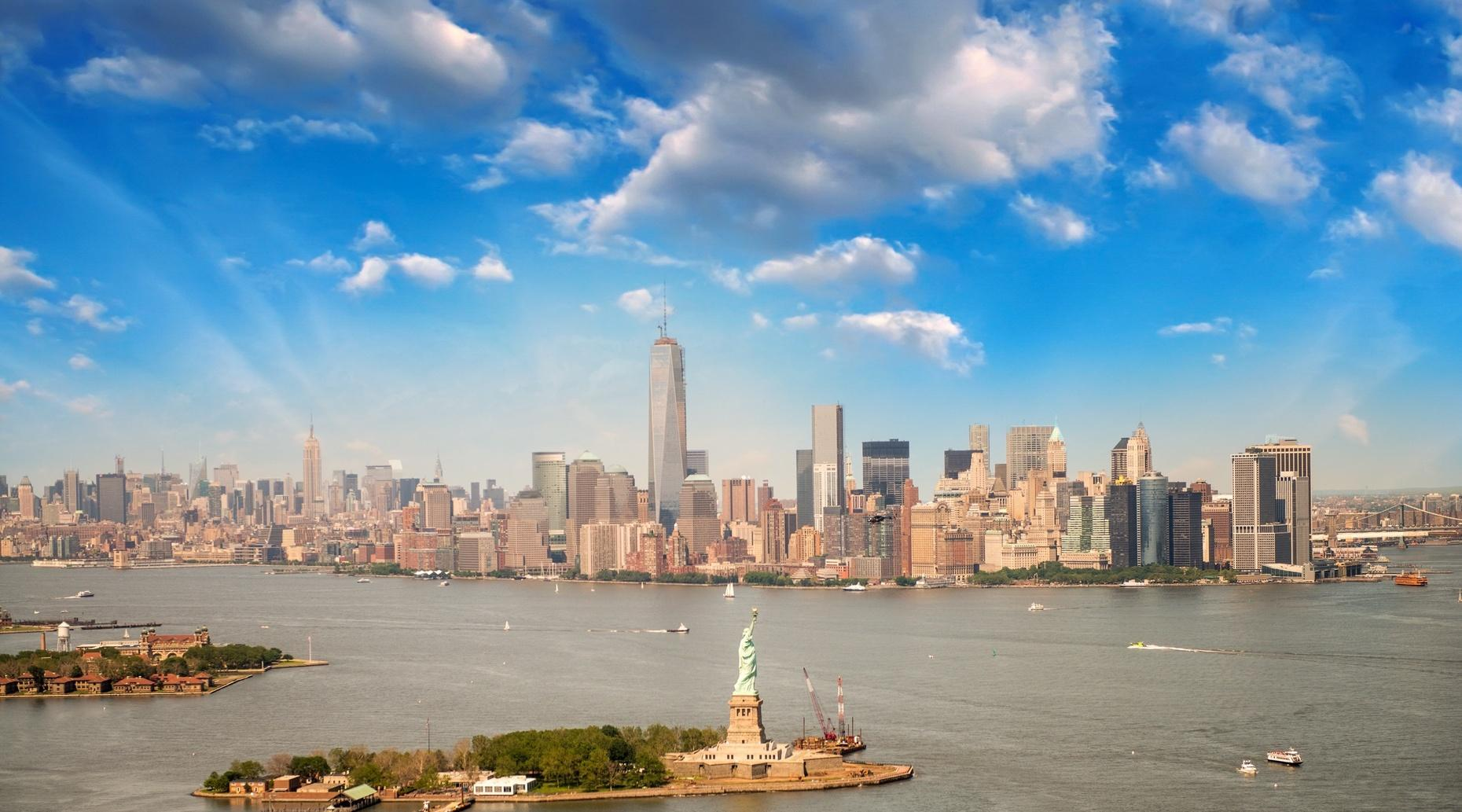 45-Minute Helicopter Tour of New York City