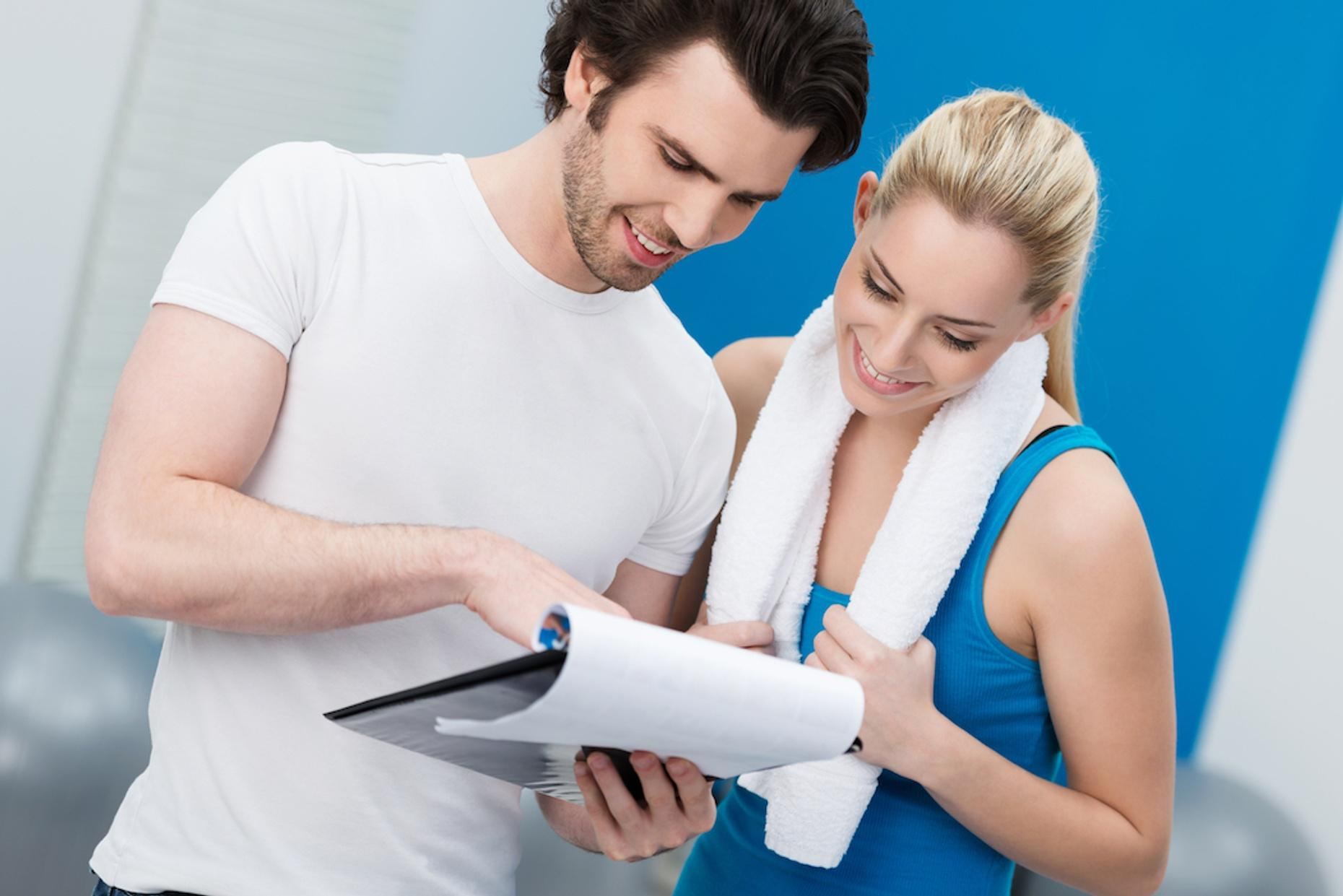Fitness & Body Composition Testing in Atlanta