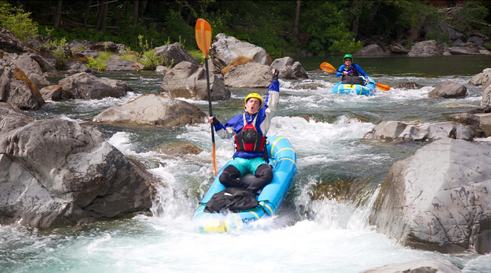 Upper Lehigh River Whitewater Rafting Adventure