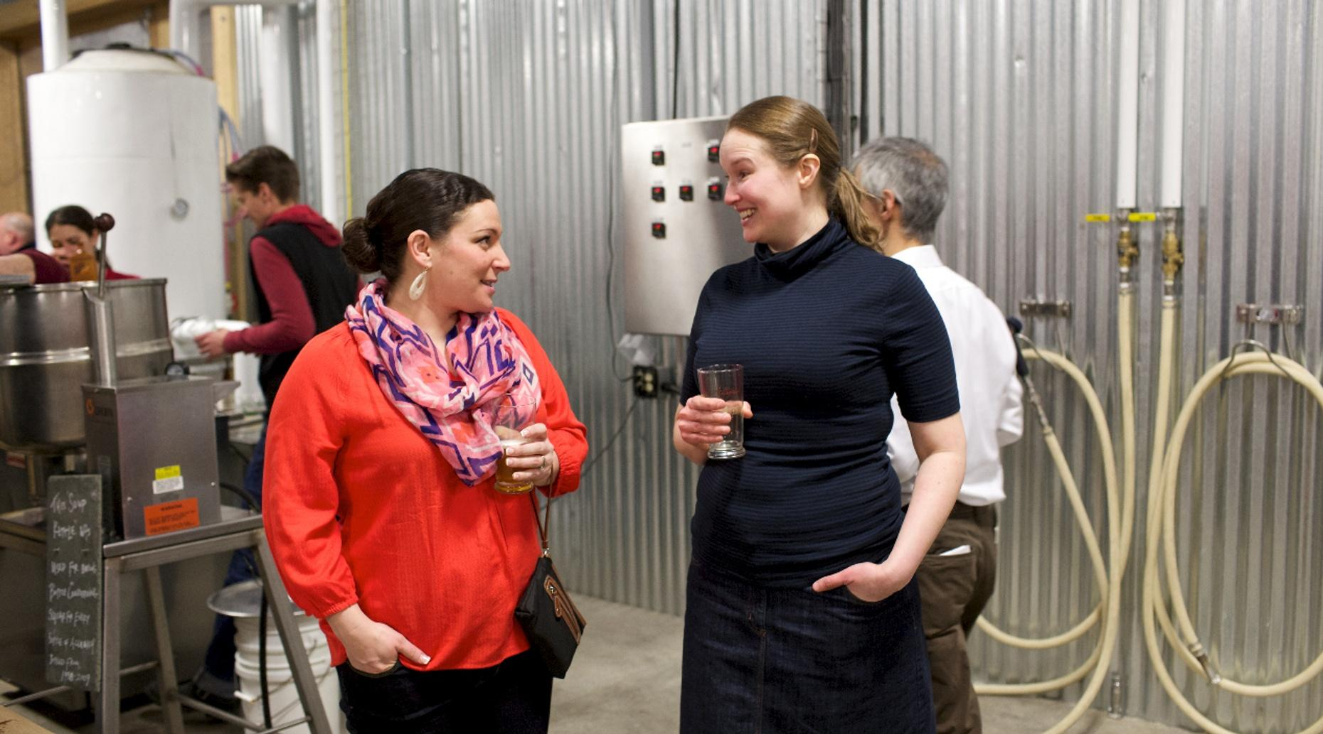One-Hour Guided Brewery Tour & Tasting in Evanston