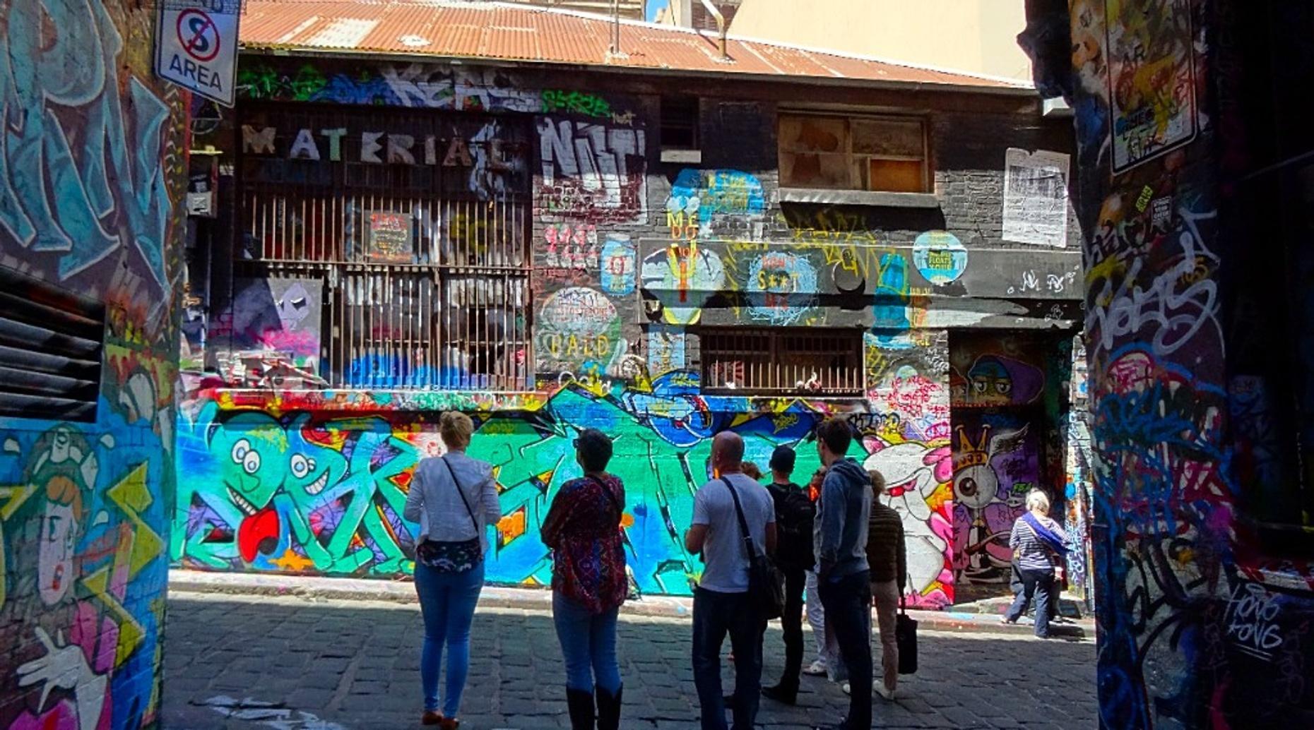 Guided London Street Art Tour in Spanish