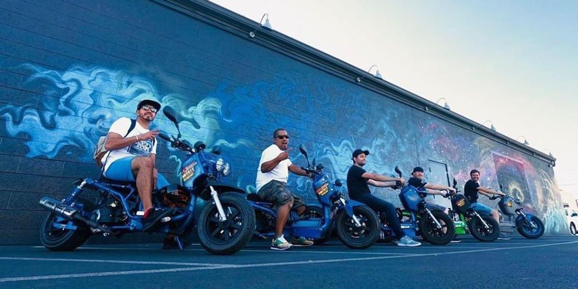 Full-Day Maddog 49cc Rental in Las Vegas