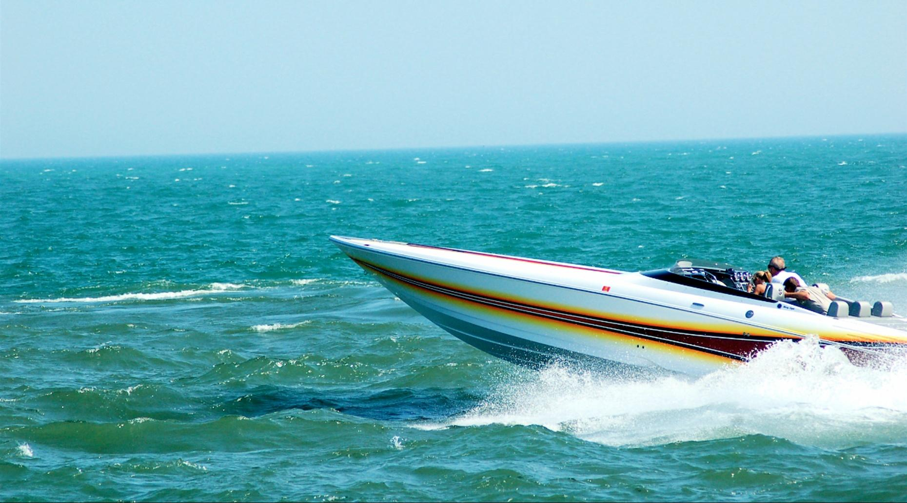 Clearwater Sea Speedboat Cruise