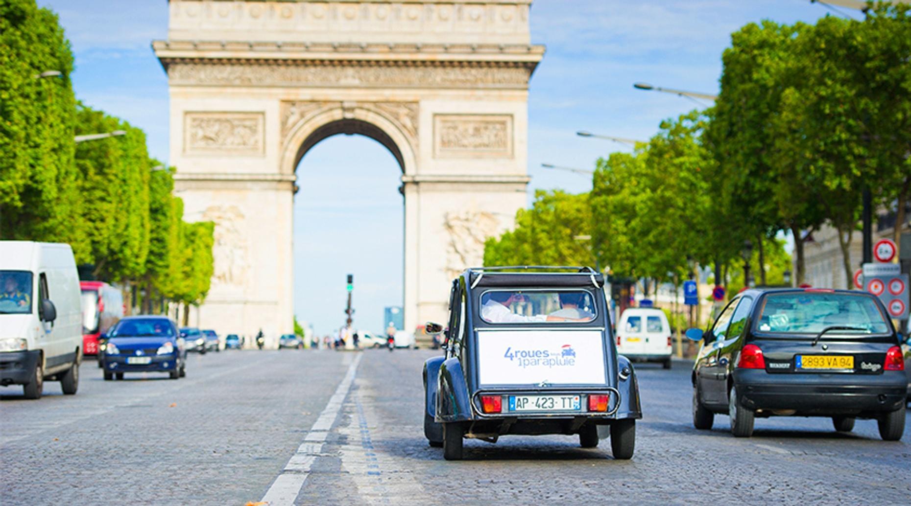 Champs-Elysees Prestige Tour