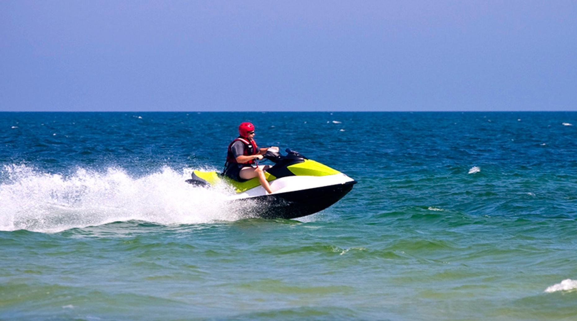 Two-Hour Waverunner Rental in Palm Beach