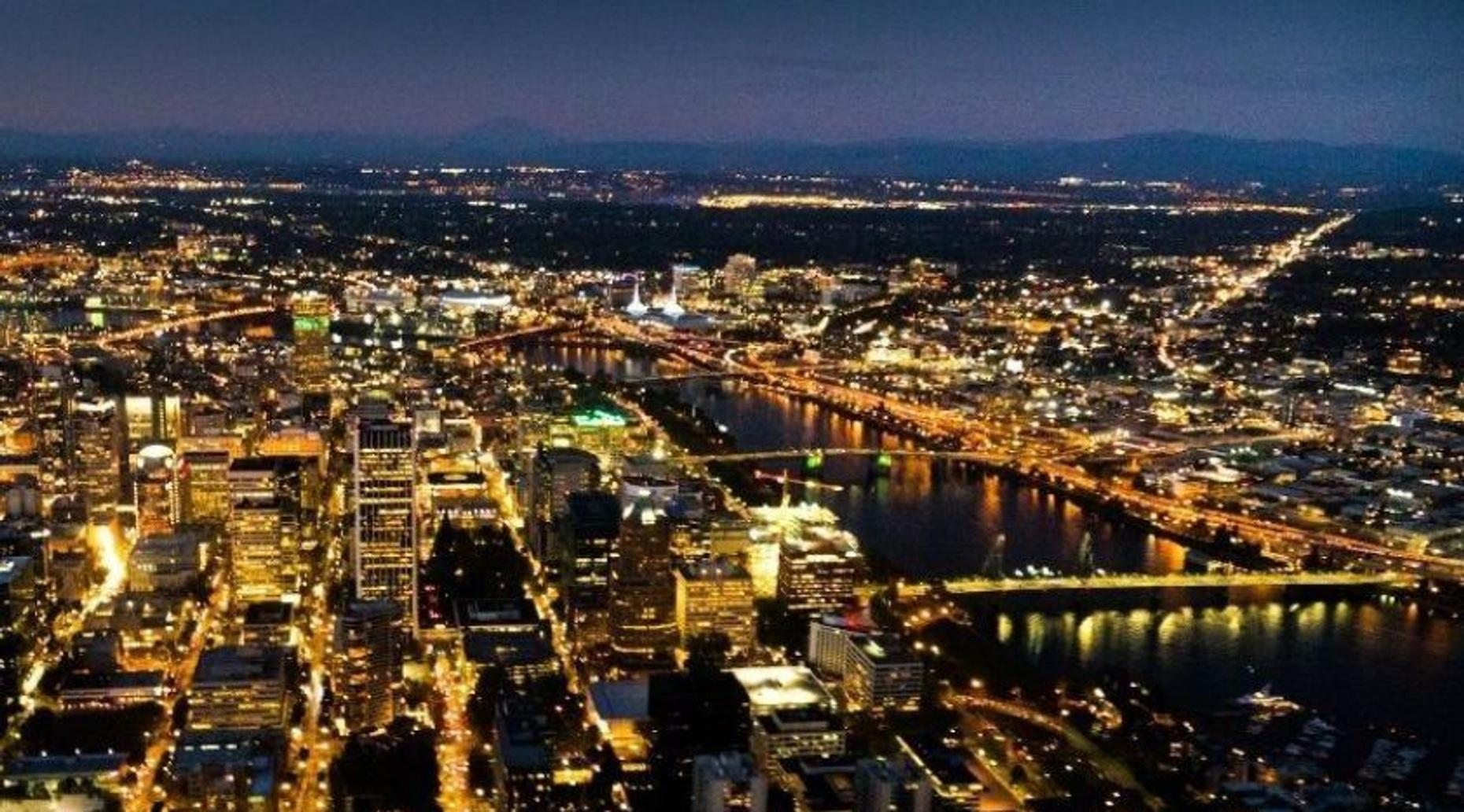 Portland City Lights Tour