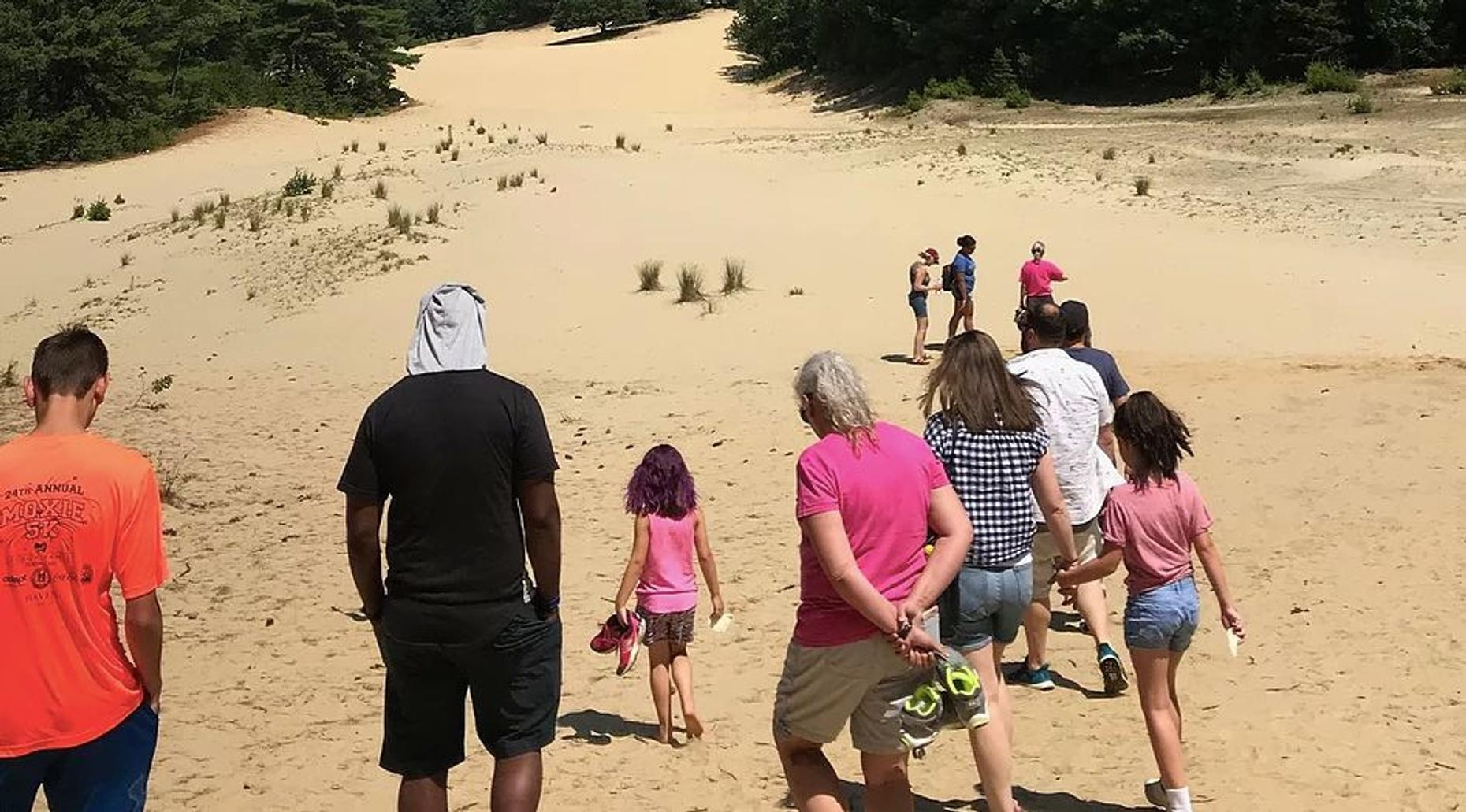 Tour of the Desert