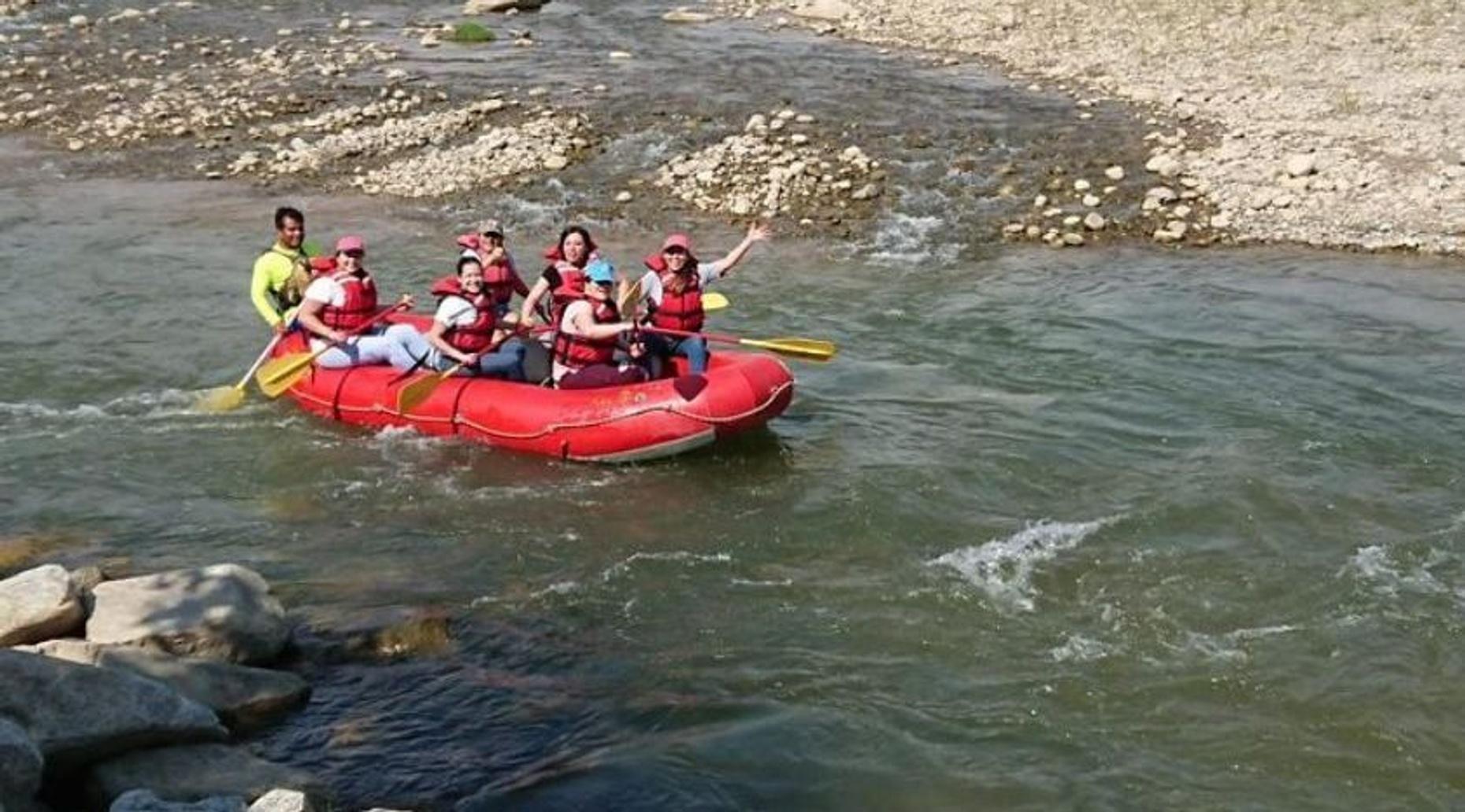 Rafting La Bocana Level I-II