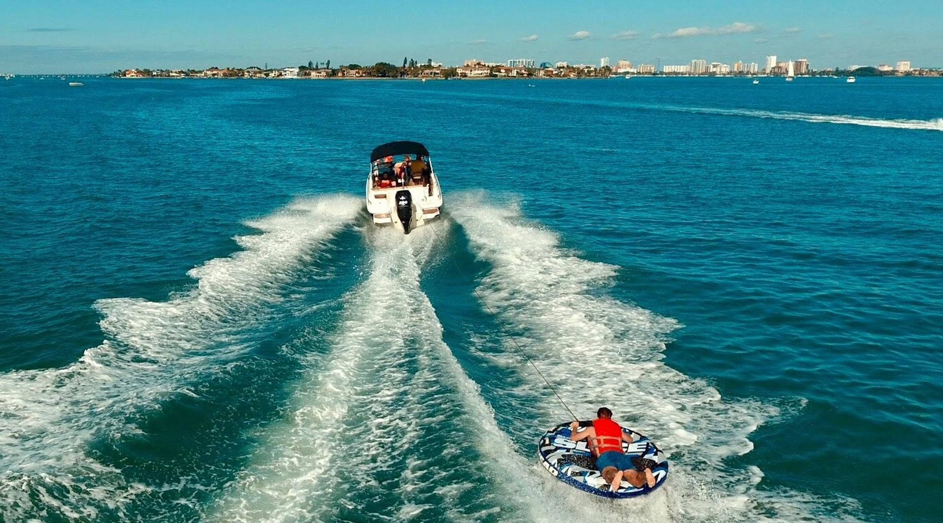 4-Hour Sandbar Cruise in Sarasota