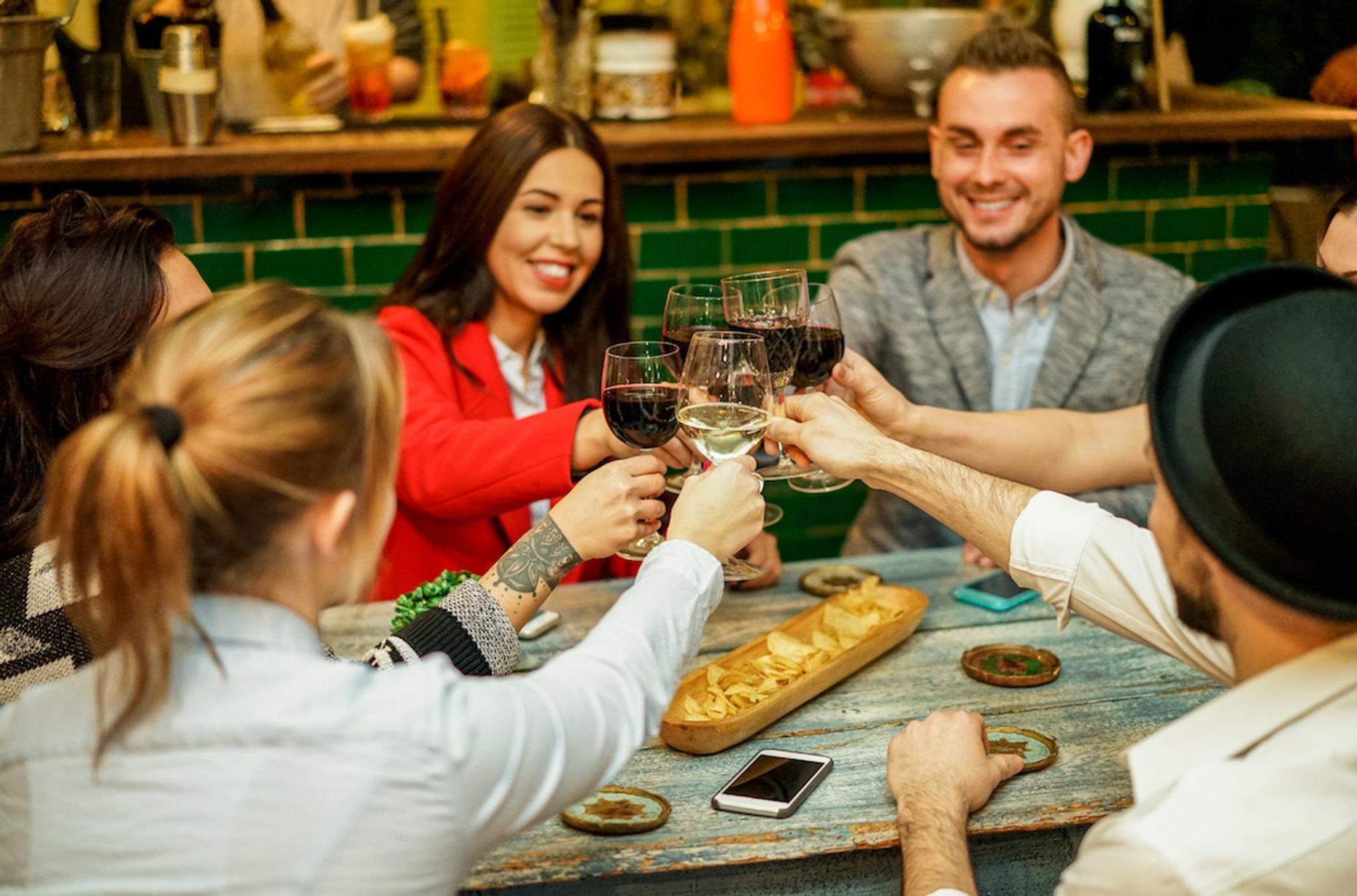 Santa Fe Food Tour with Wine Pairings