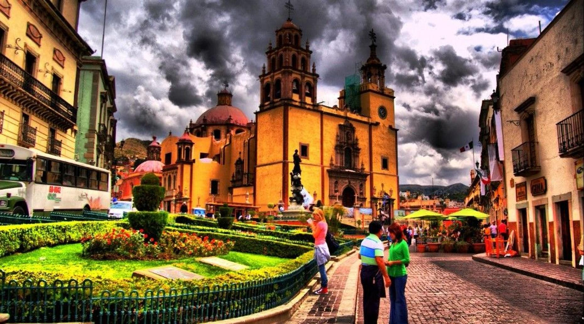 Full-Day Guanajuato Guided Tour