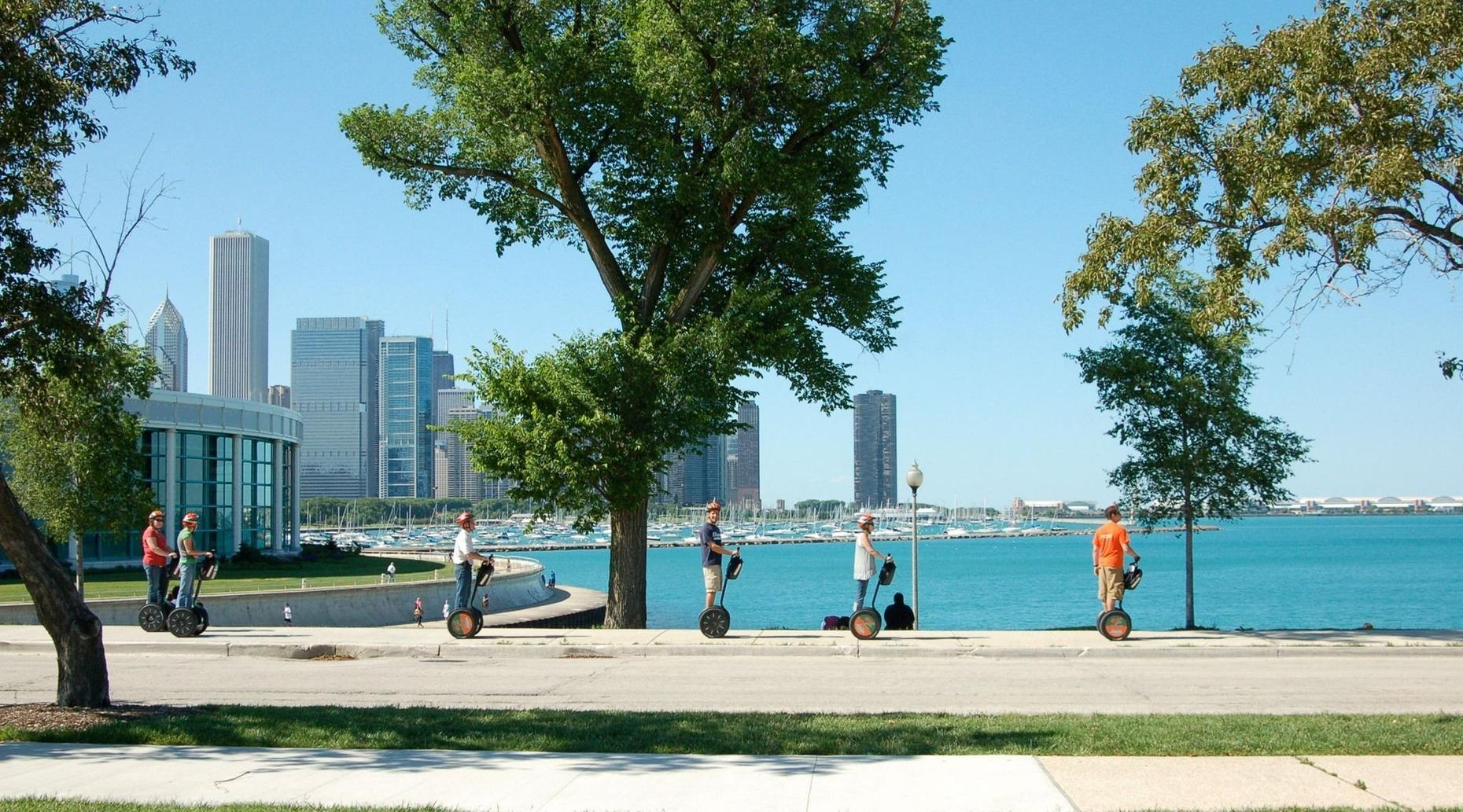 2-Hour All Things Chicago Segway Tour