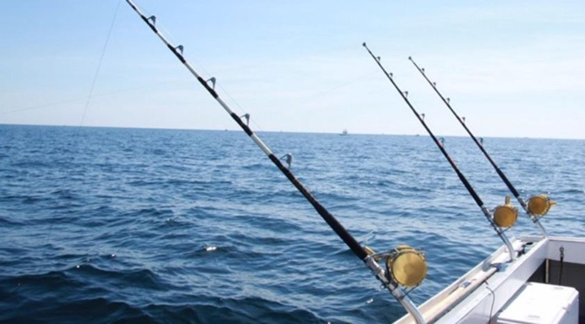 Full-Day Tuna & Shark Fishing Trip