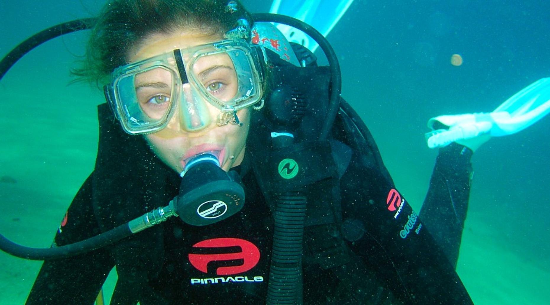 Scuba Diving Lesson & Trip in Cabo Pulmo