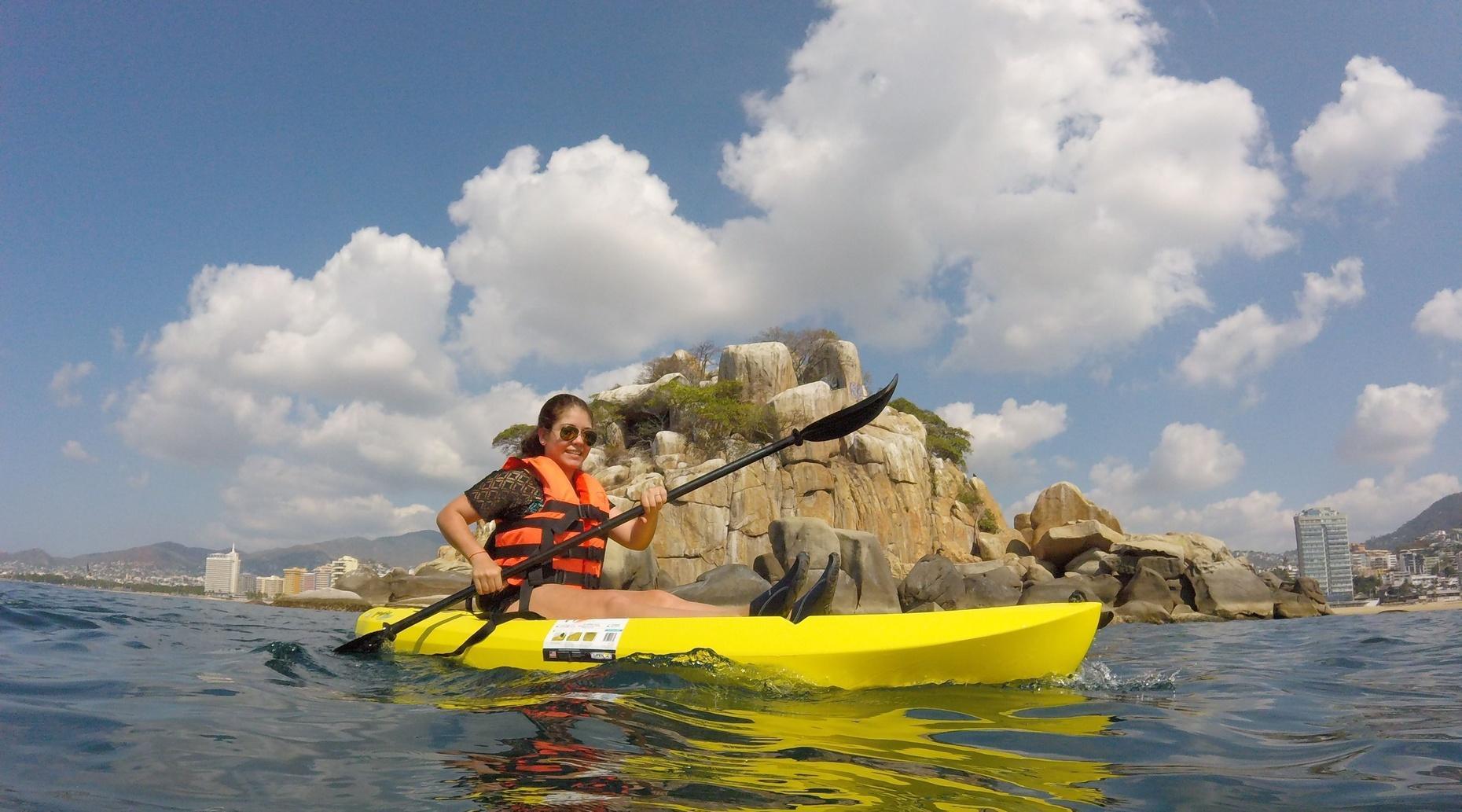 Kayak y Ascenso al Morro
